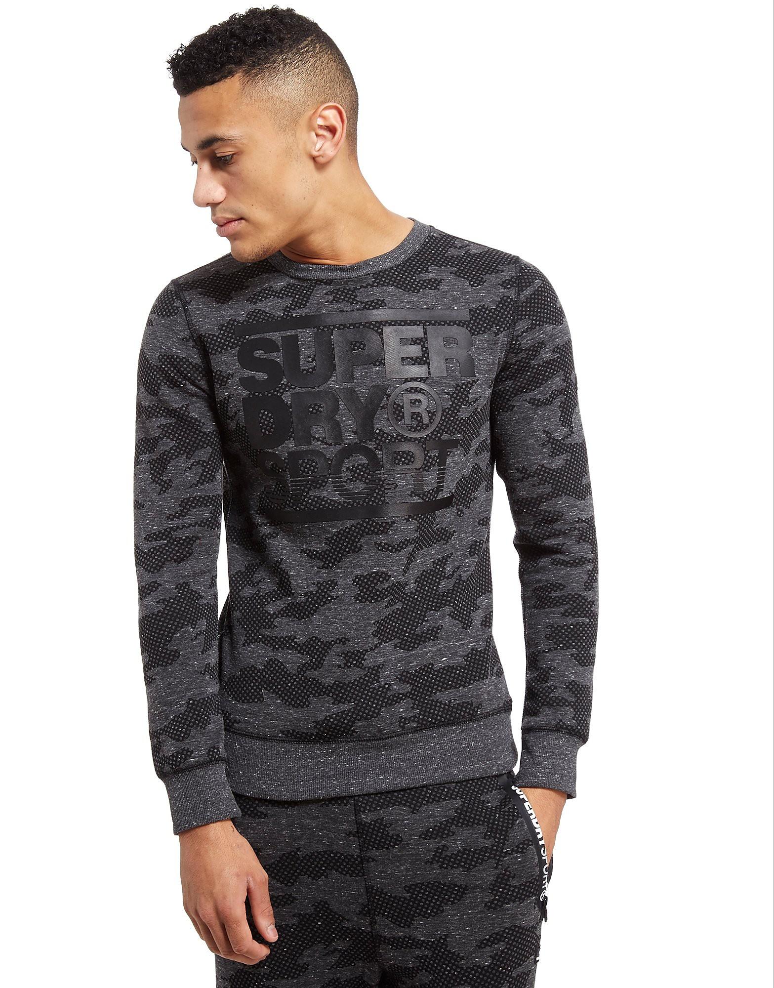Superdry Sport Gym Tech Sweatshirt