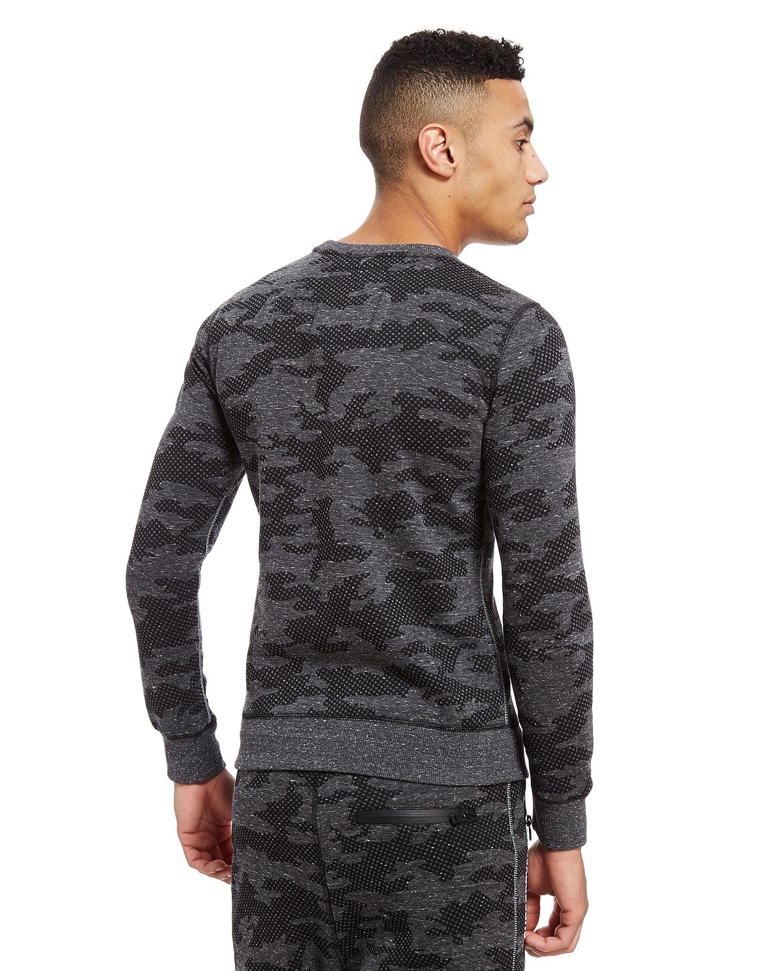 Superdry Sport Gym Tech Crew Sweatshirt