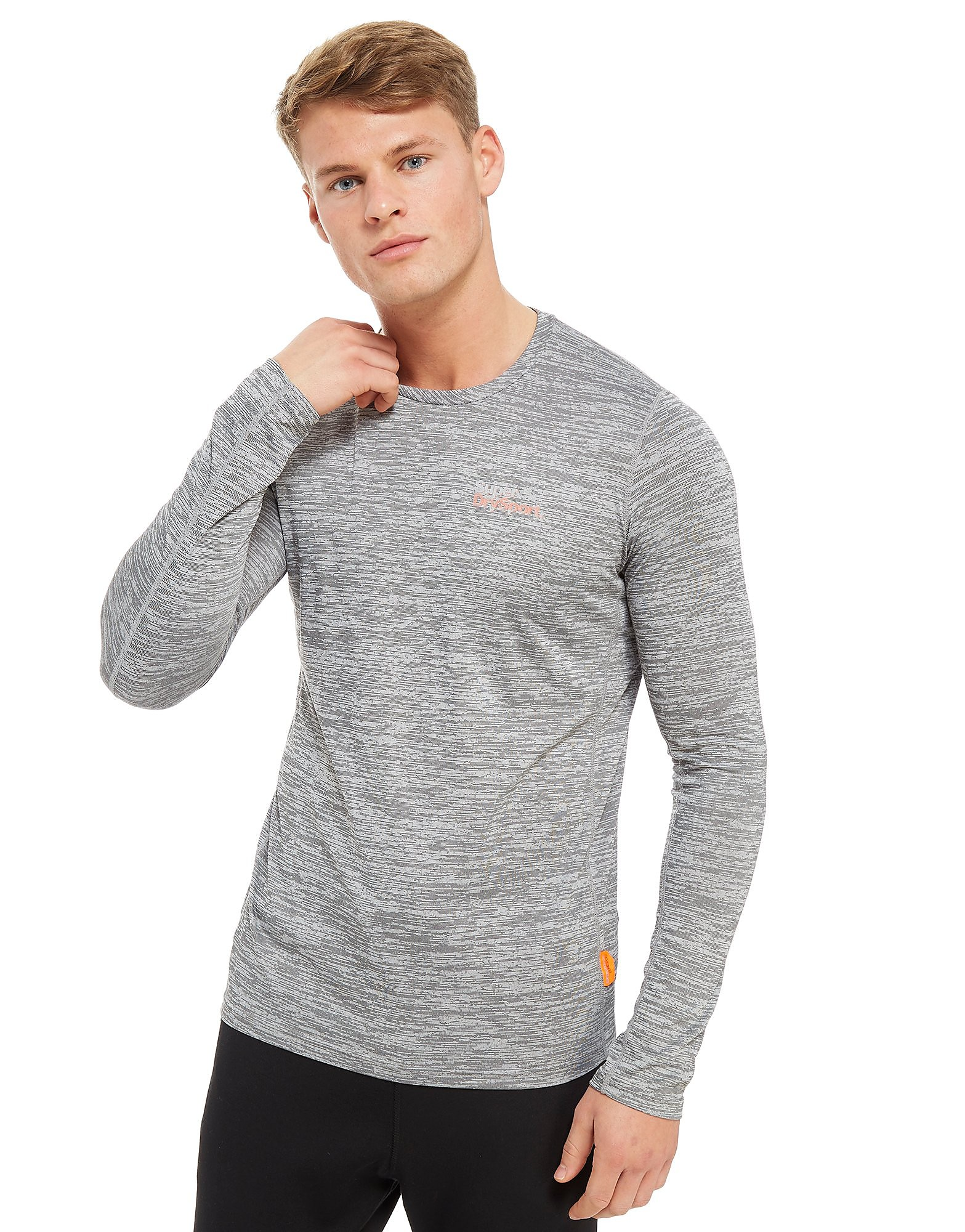 Superdry Sport Long Sleeve Core Train Tech T-Shirt