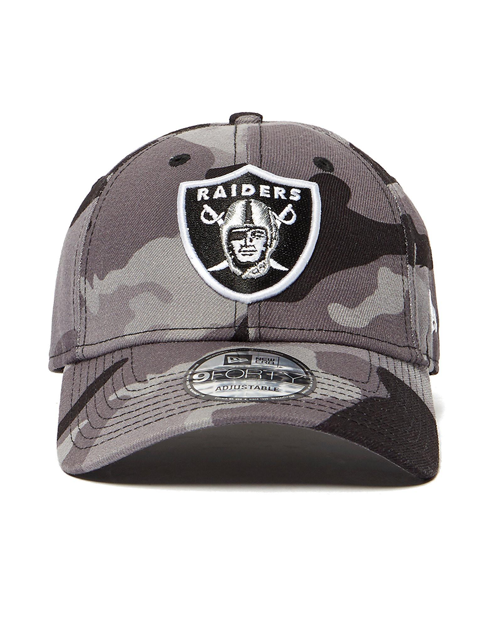 New Era NFL Oakland Raiders 9FORTY kasket