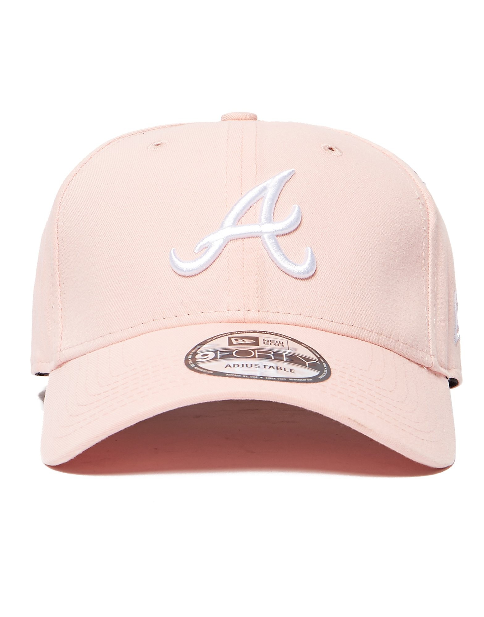 New Era 9Forty Braves Baseball Cap