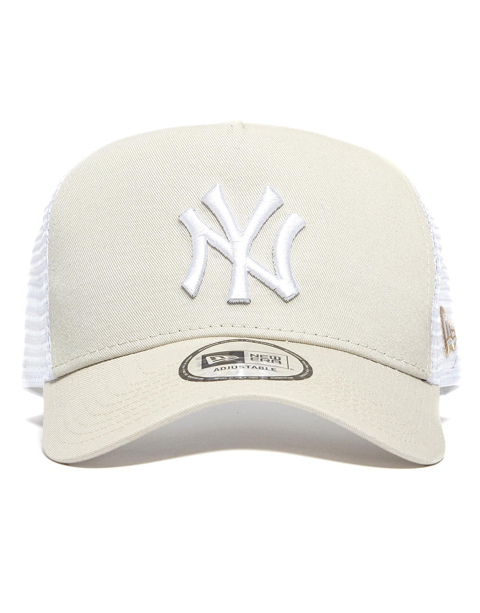New Era MLB New York Yankees Snapback Trucker Kasket Herre