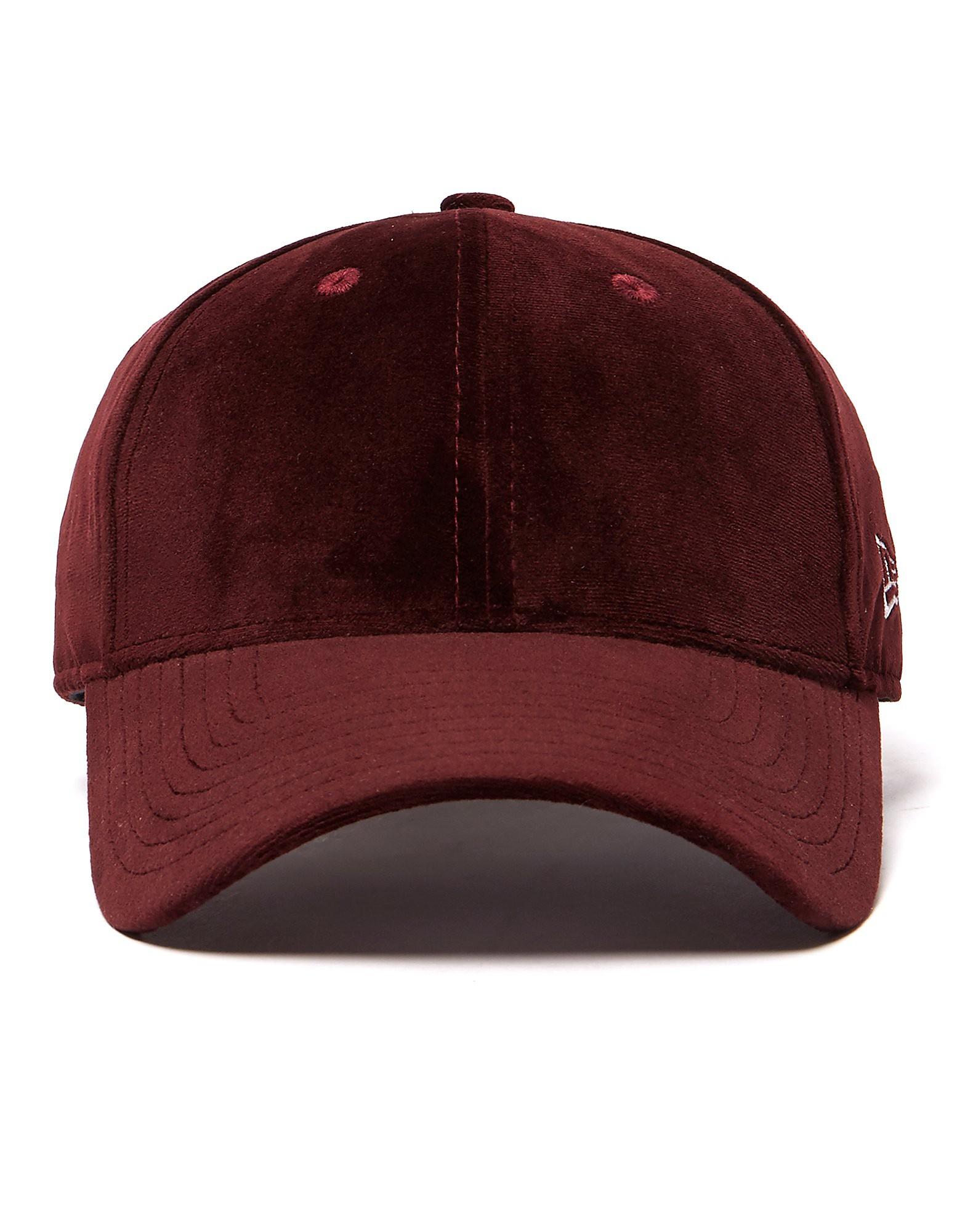 New Era 9FORTY Velour Cap