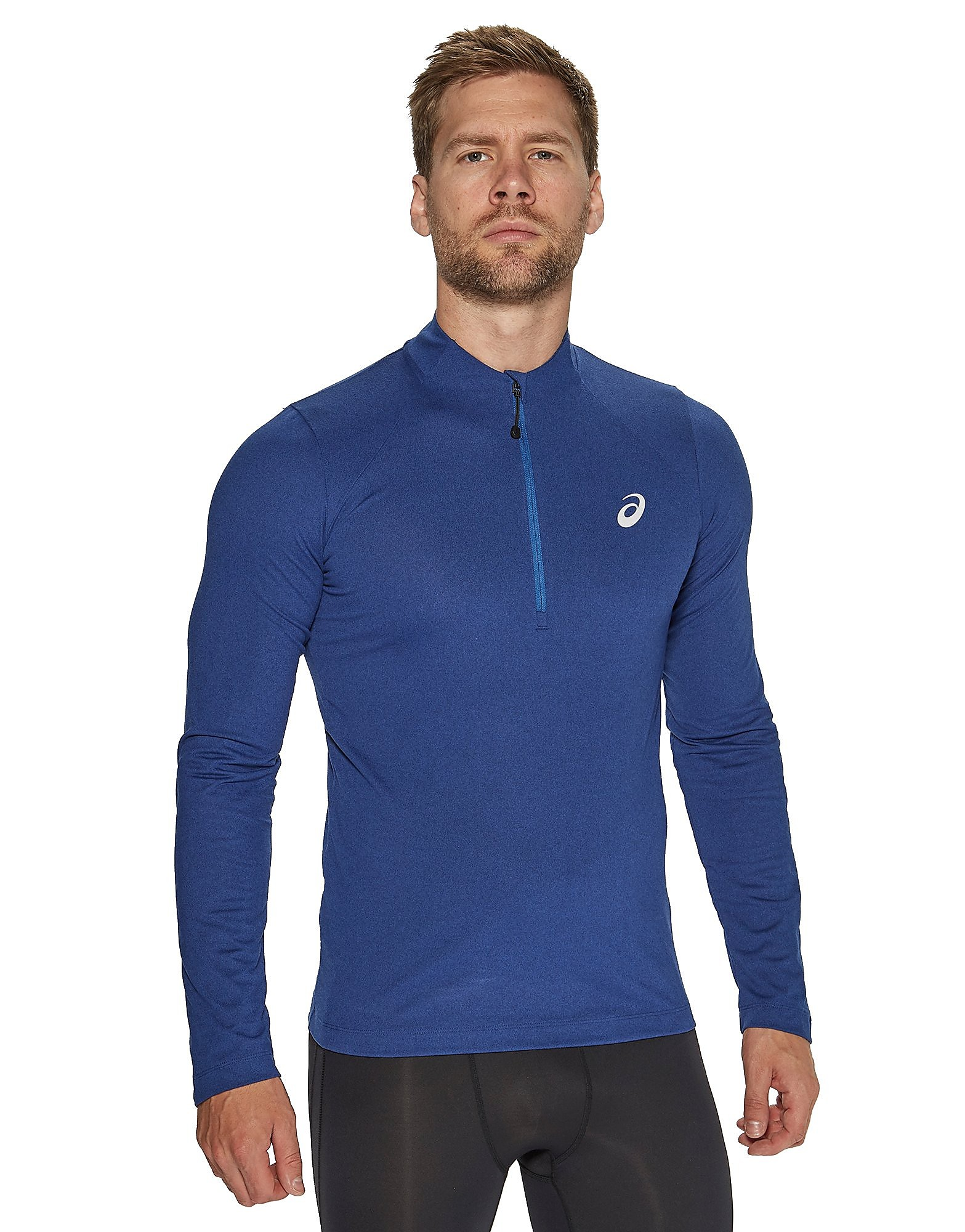 ASICS Long Sleeve 1/2 Zip Top