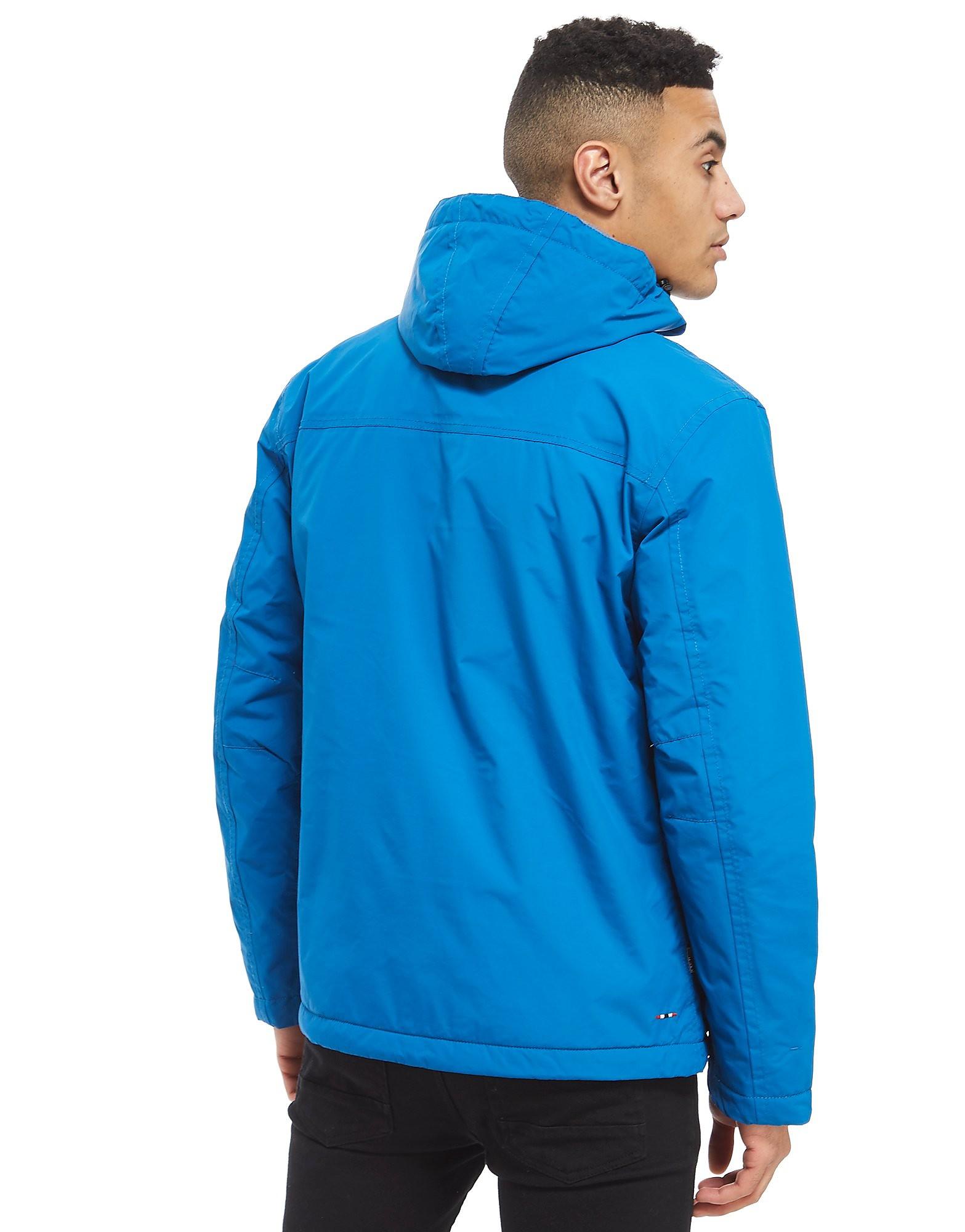 Napapijri Rainforest Winter Padded Quarter Zip Jacket