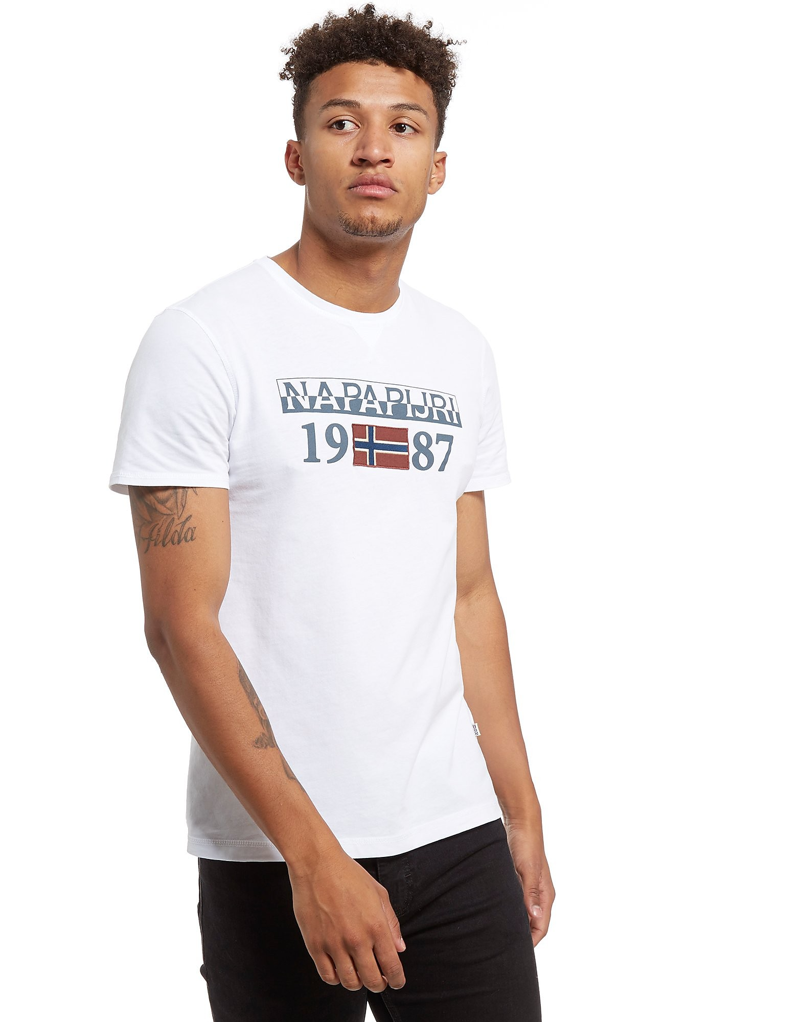 Napapijri Solin Short Sleeve T-Shirt