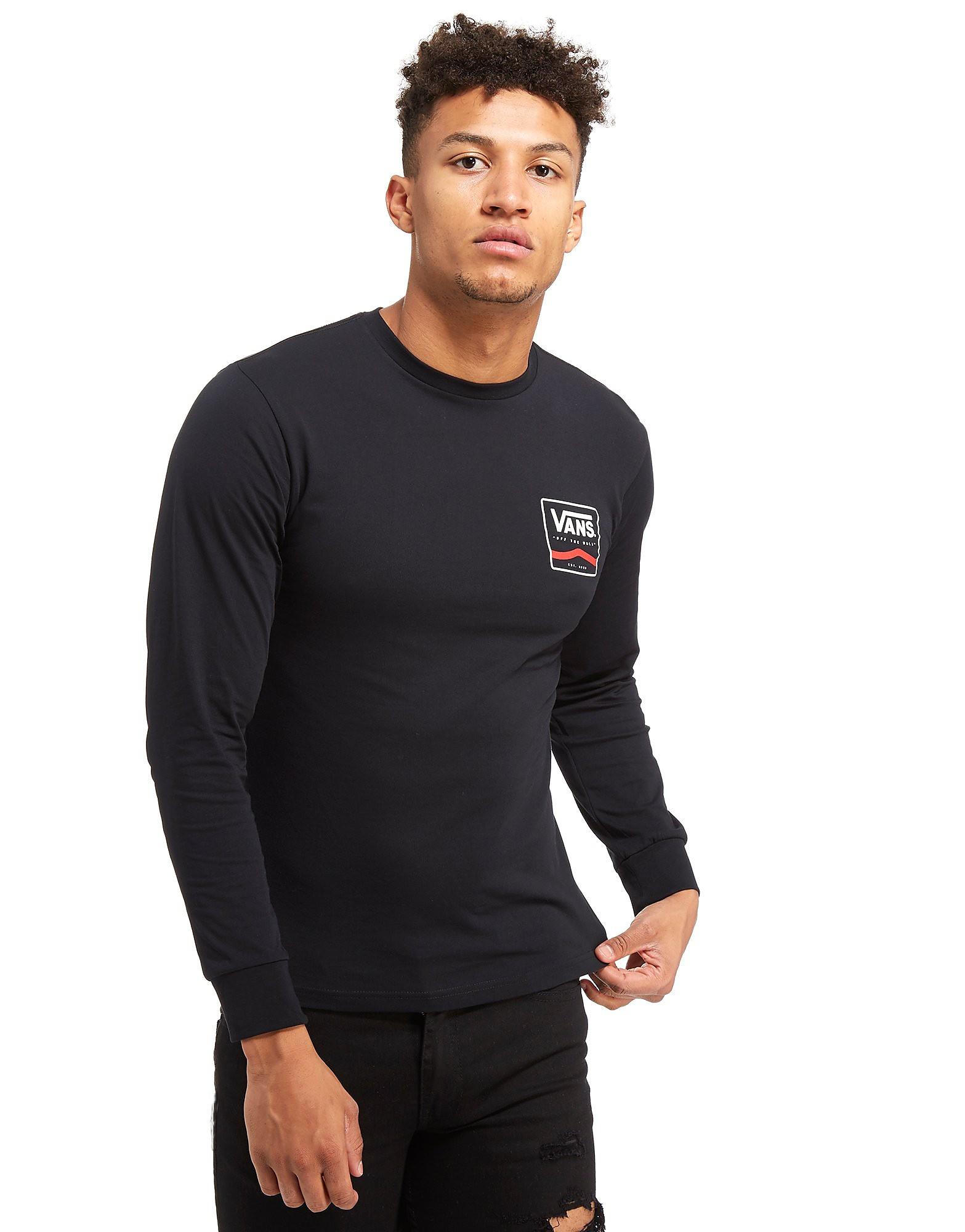 Vans Side Stripe T-Shirt