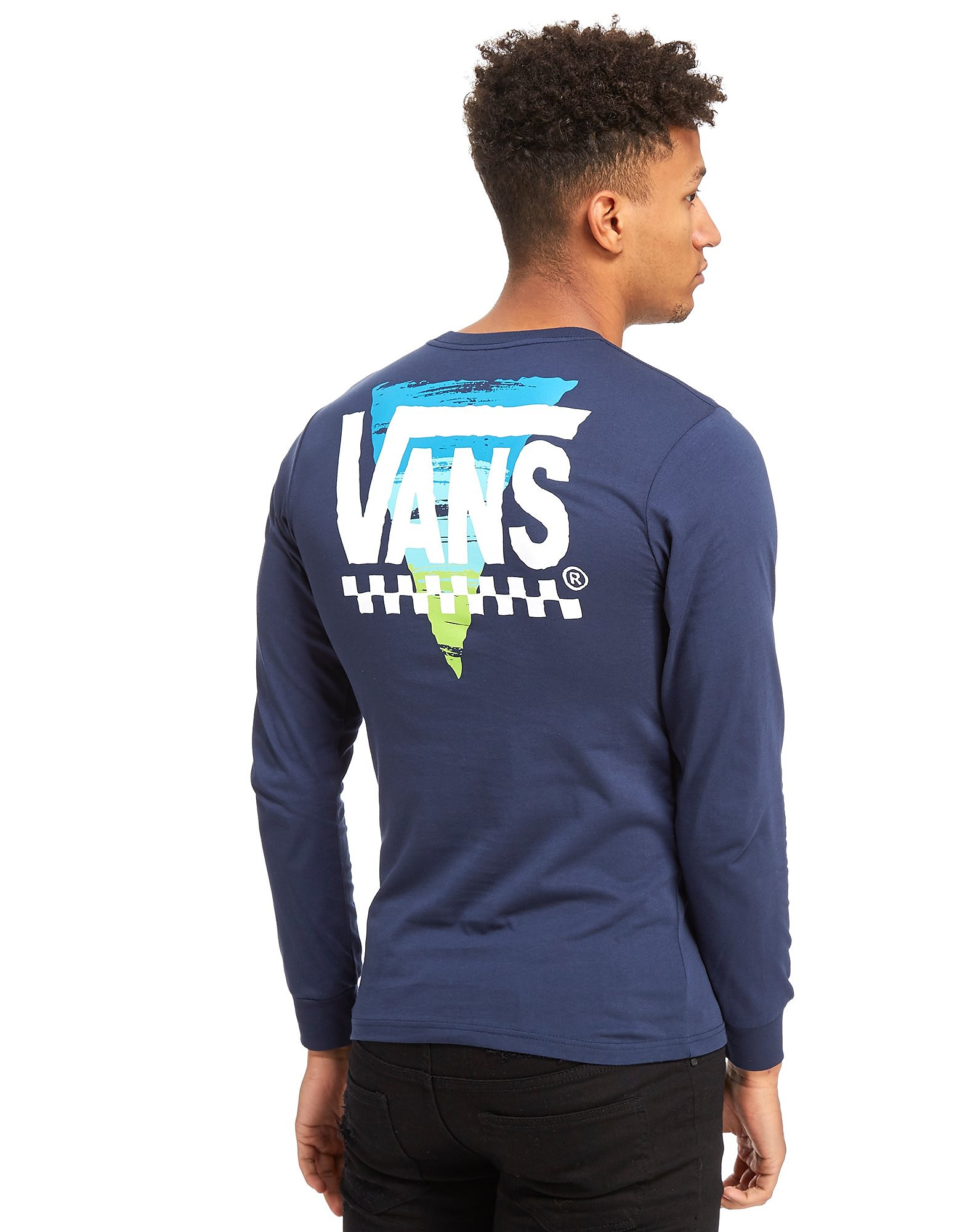 Vans Retro Triangle Long-Sleeved T-shirt