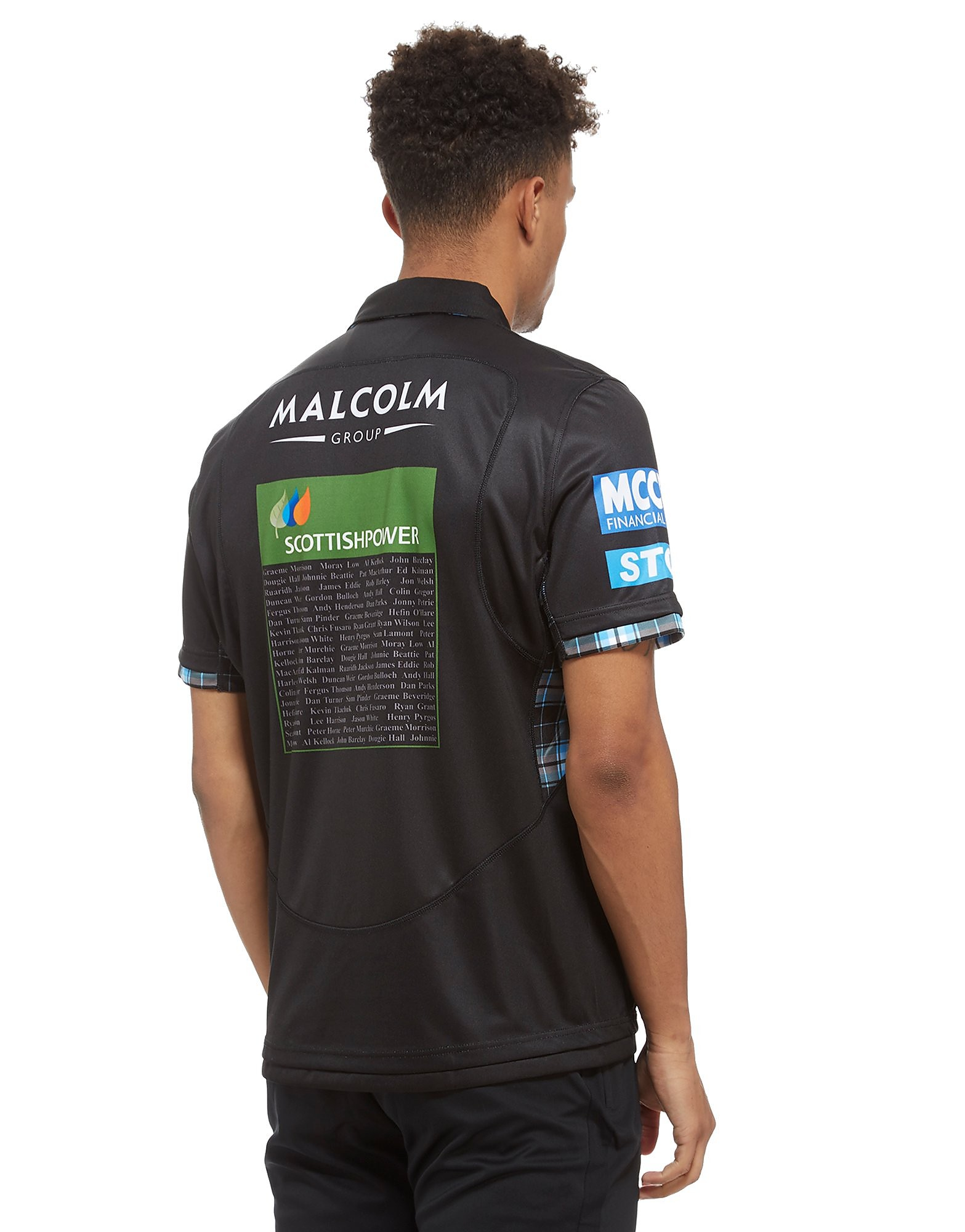 Macron Glasgow Warriors 2017/18 Home Shirt