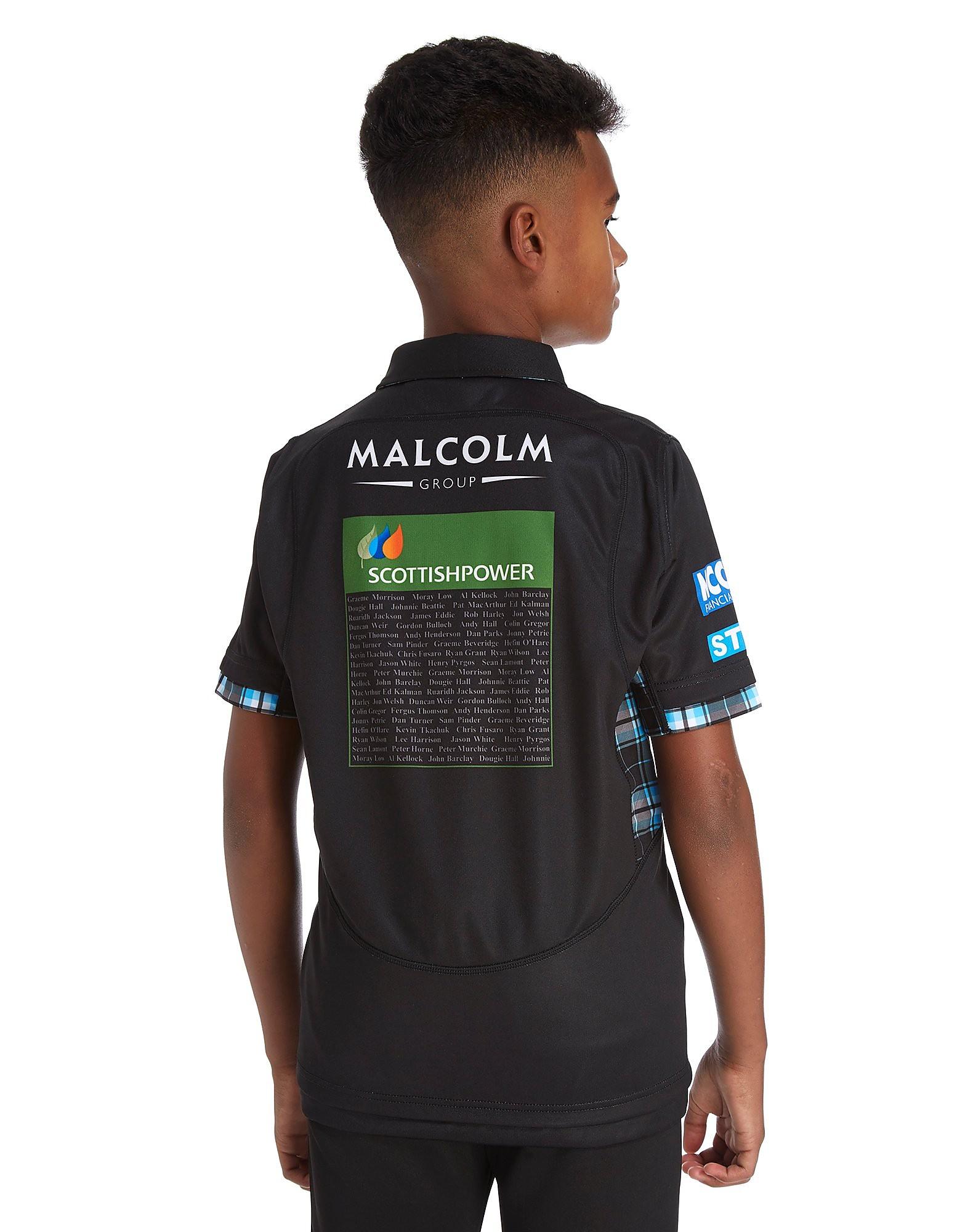 Macron Glasgow Warriors 2017/18 Home Shirt Junior