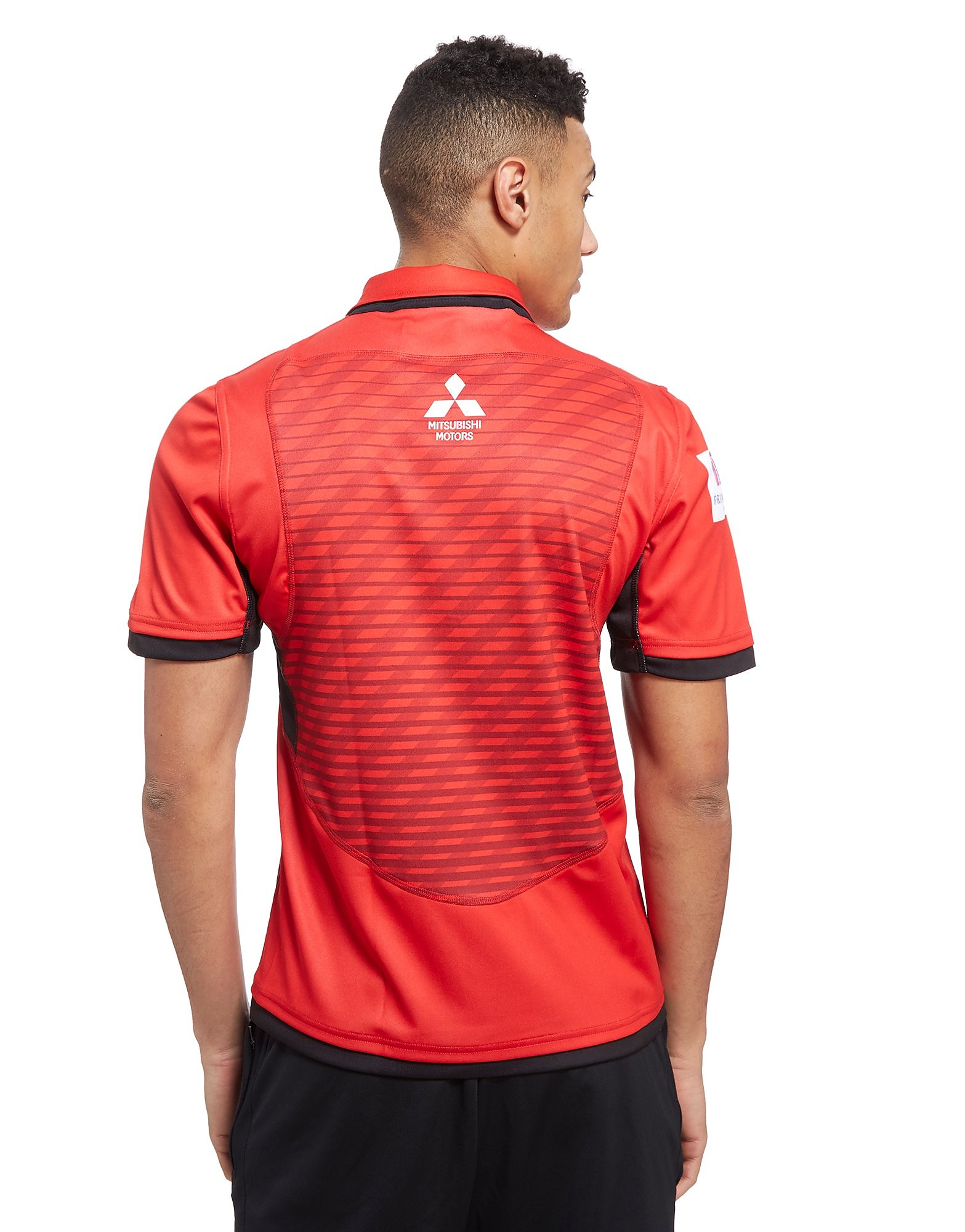 Macron Edinburgh Rugby 2017/18 Away Shirt