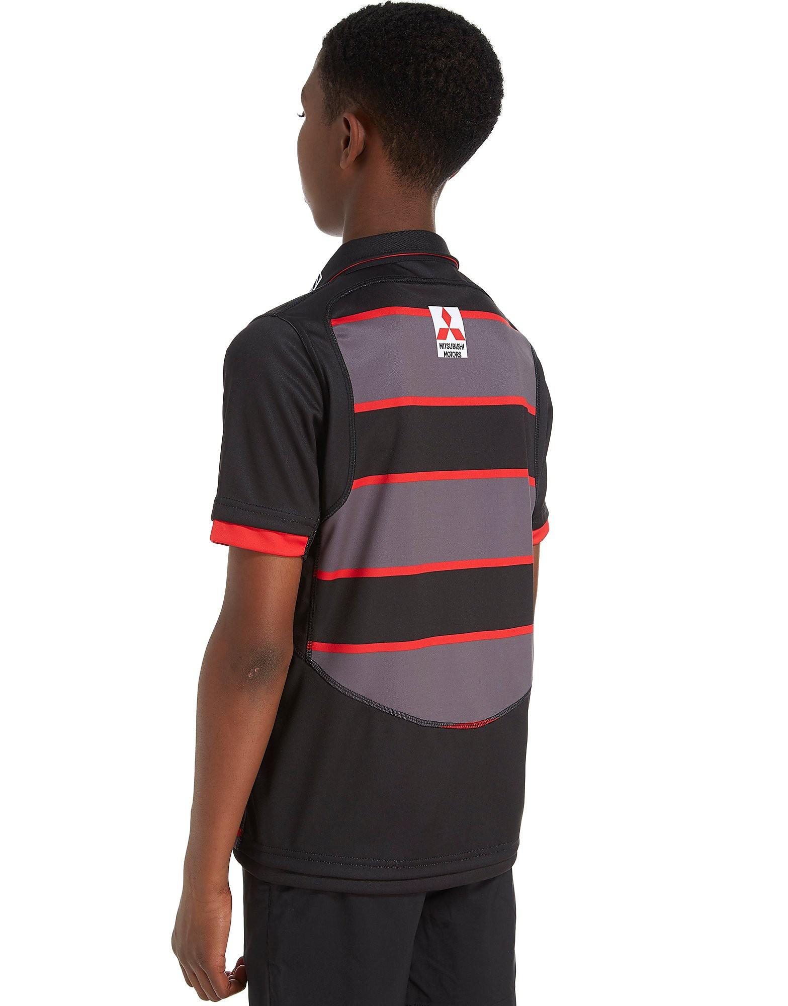 Macron Edinburgh Rugby 2017/18 Home Shirt Junior