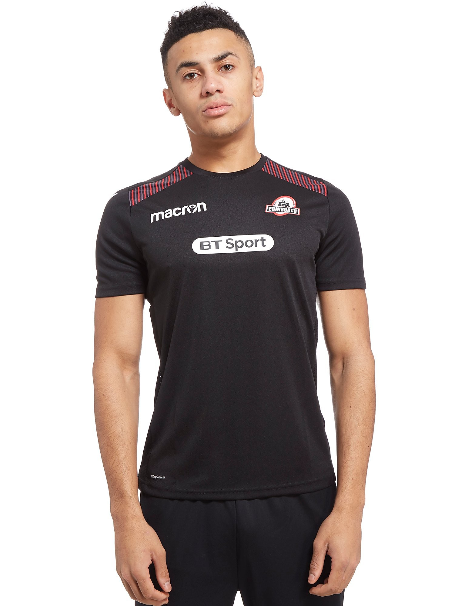 Macron Edinburgh Training T-Shirt