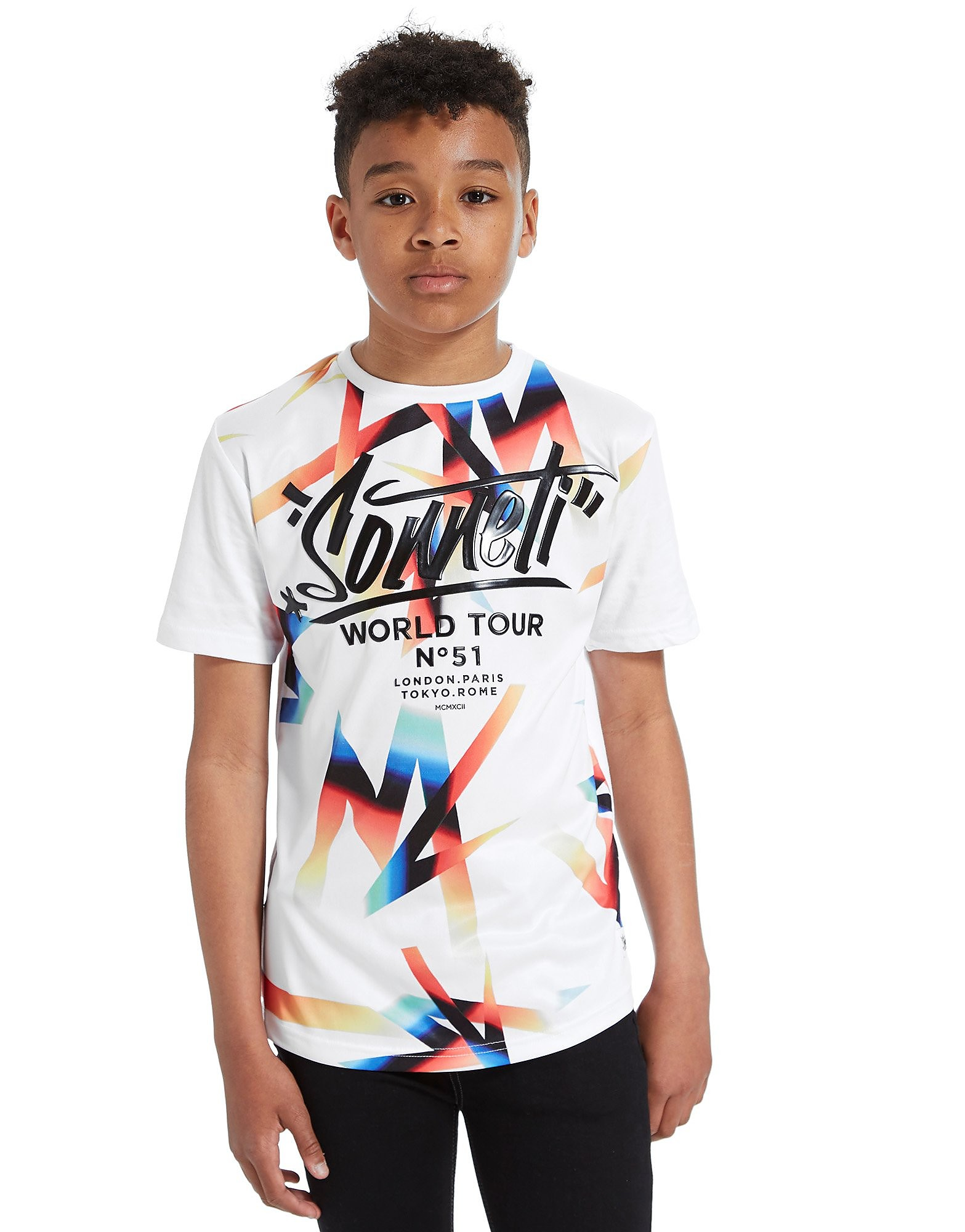 Sonneti Shock T-Shirt Junior