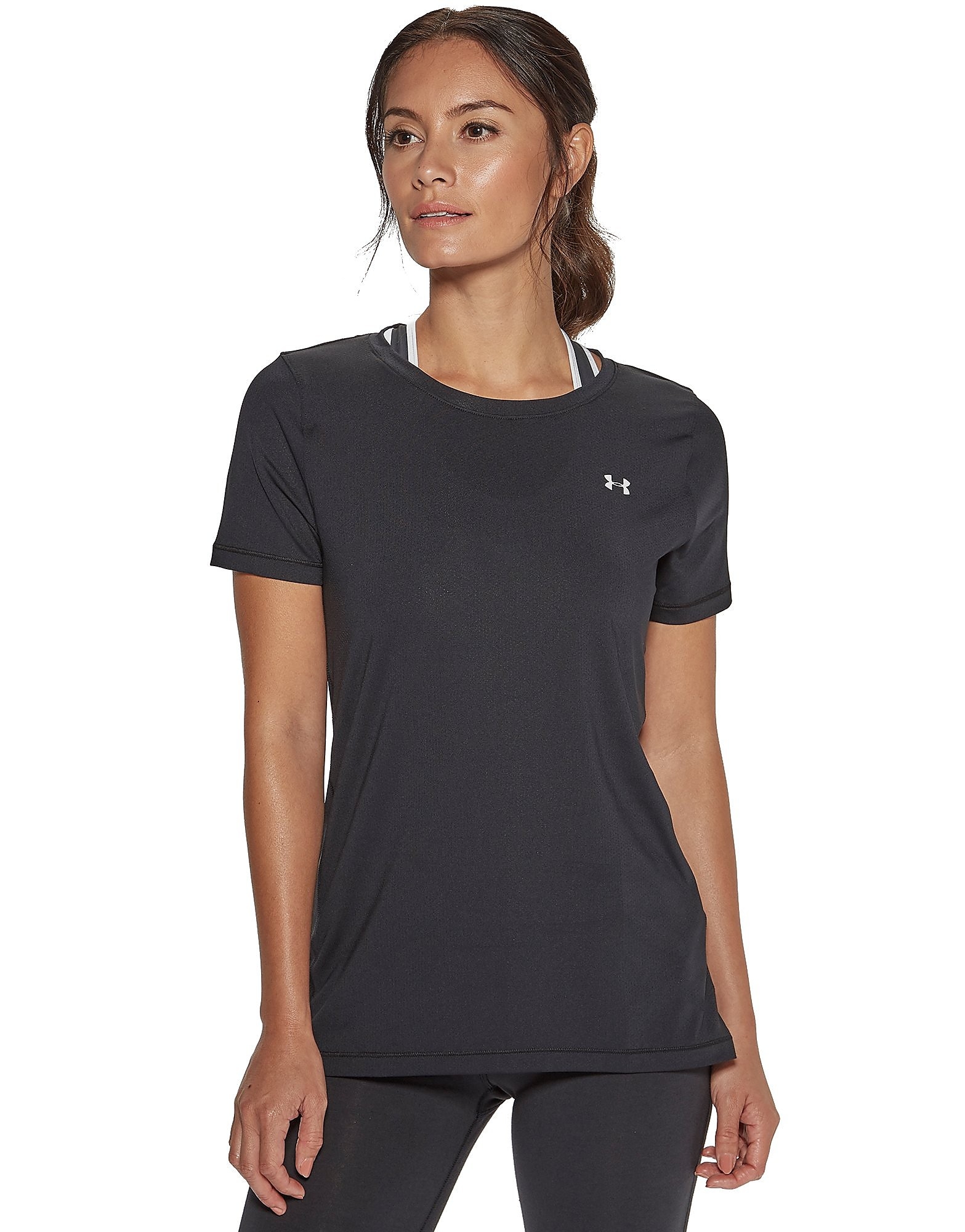 Under Armour Heatgear Armour SS T-Shirt