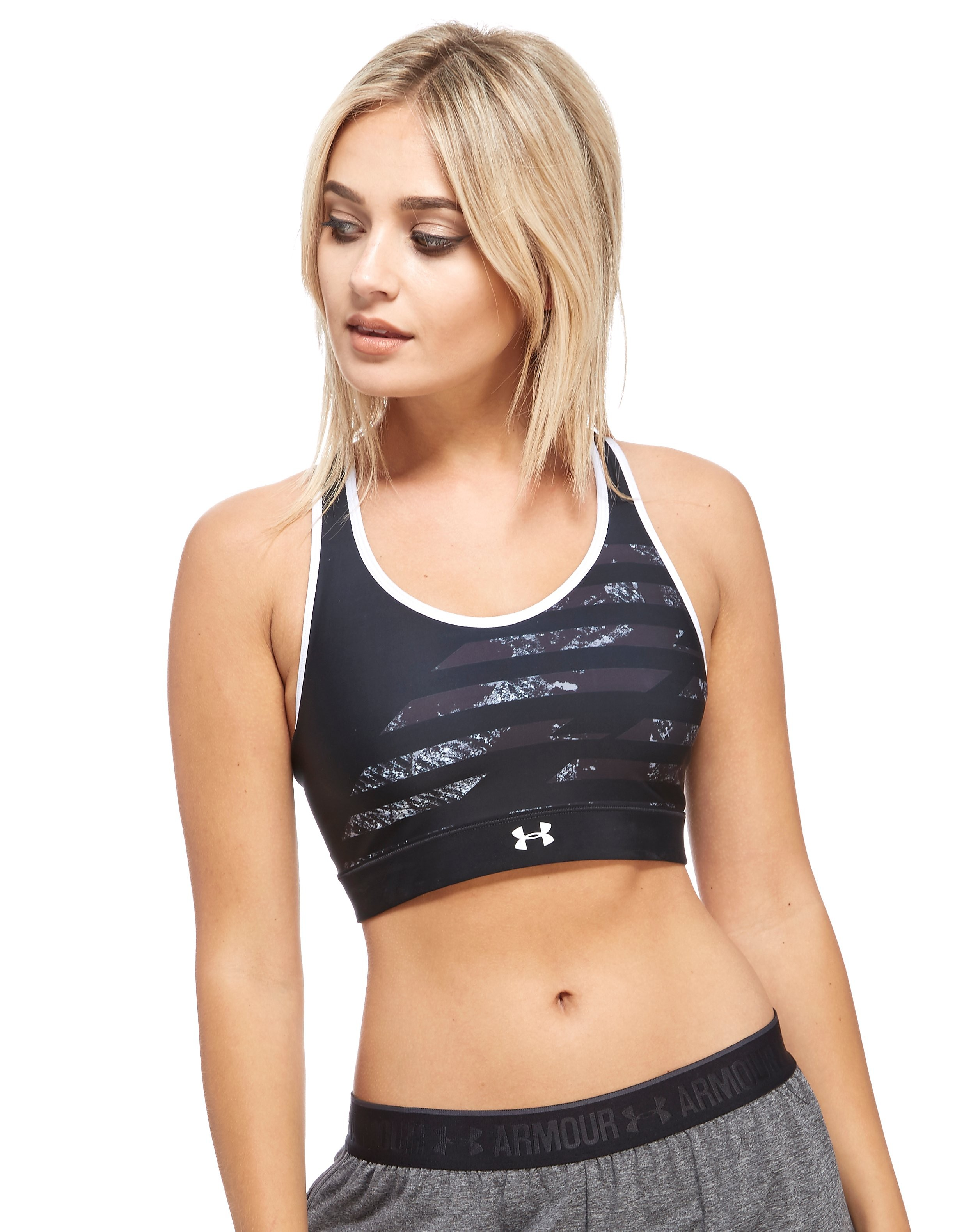 Under Armour Mid Reversible Sports Bra