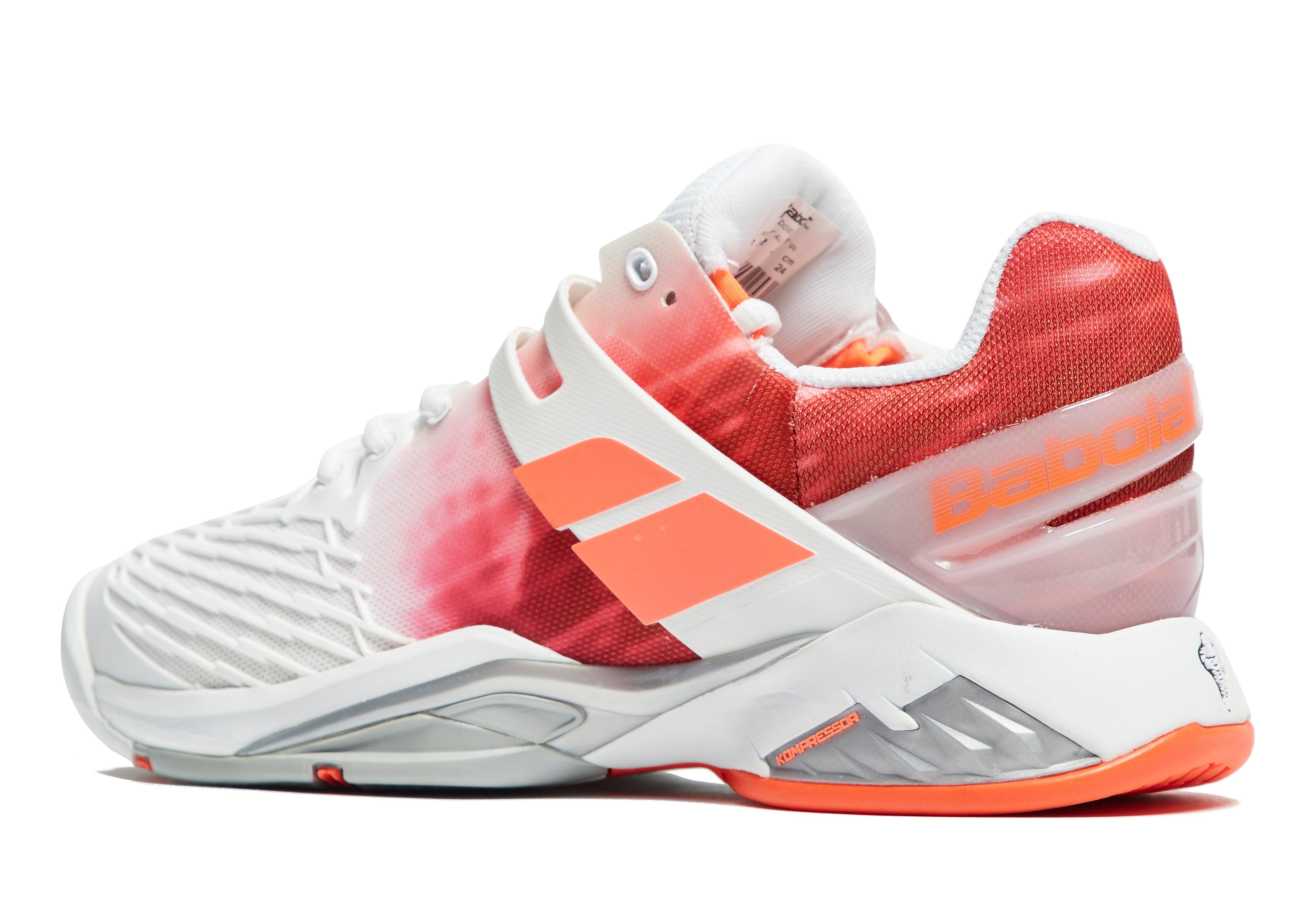 Babolat Propulse Fury Tennis Shoe Women's