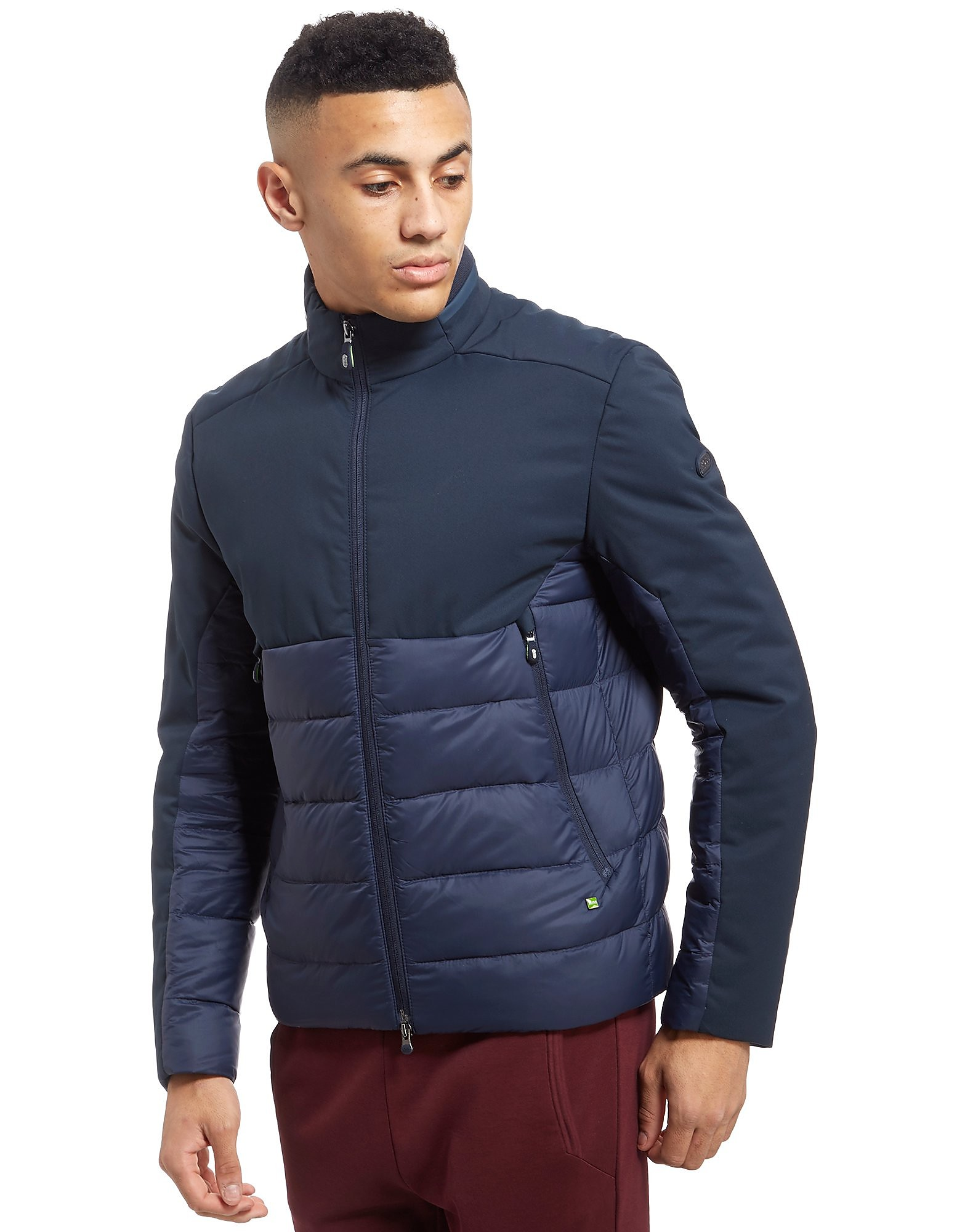 BOSS Green Jannoni Hybrid Jacket Heren