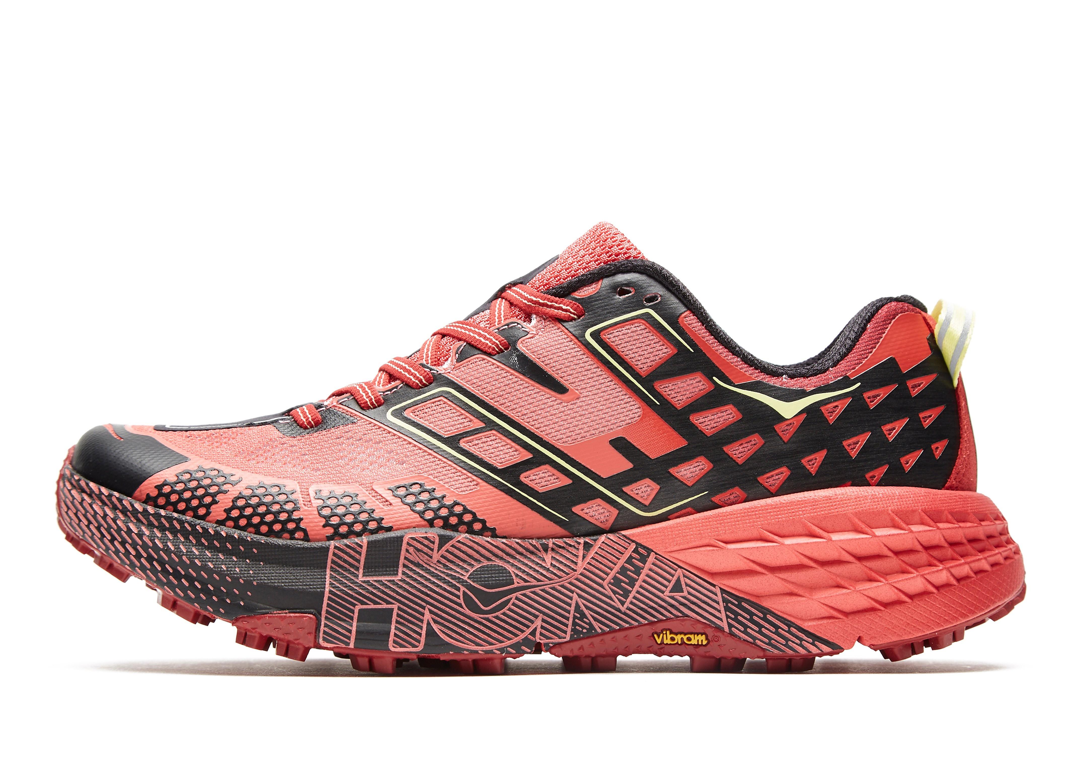 Hoka One One Speedgoat 2 Trail Running Shoes Women's
