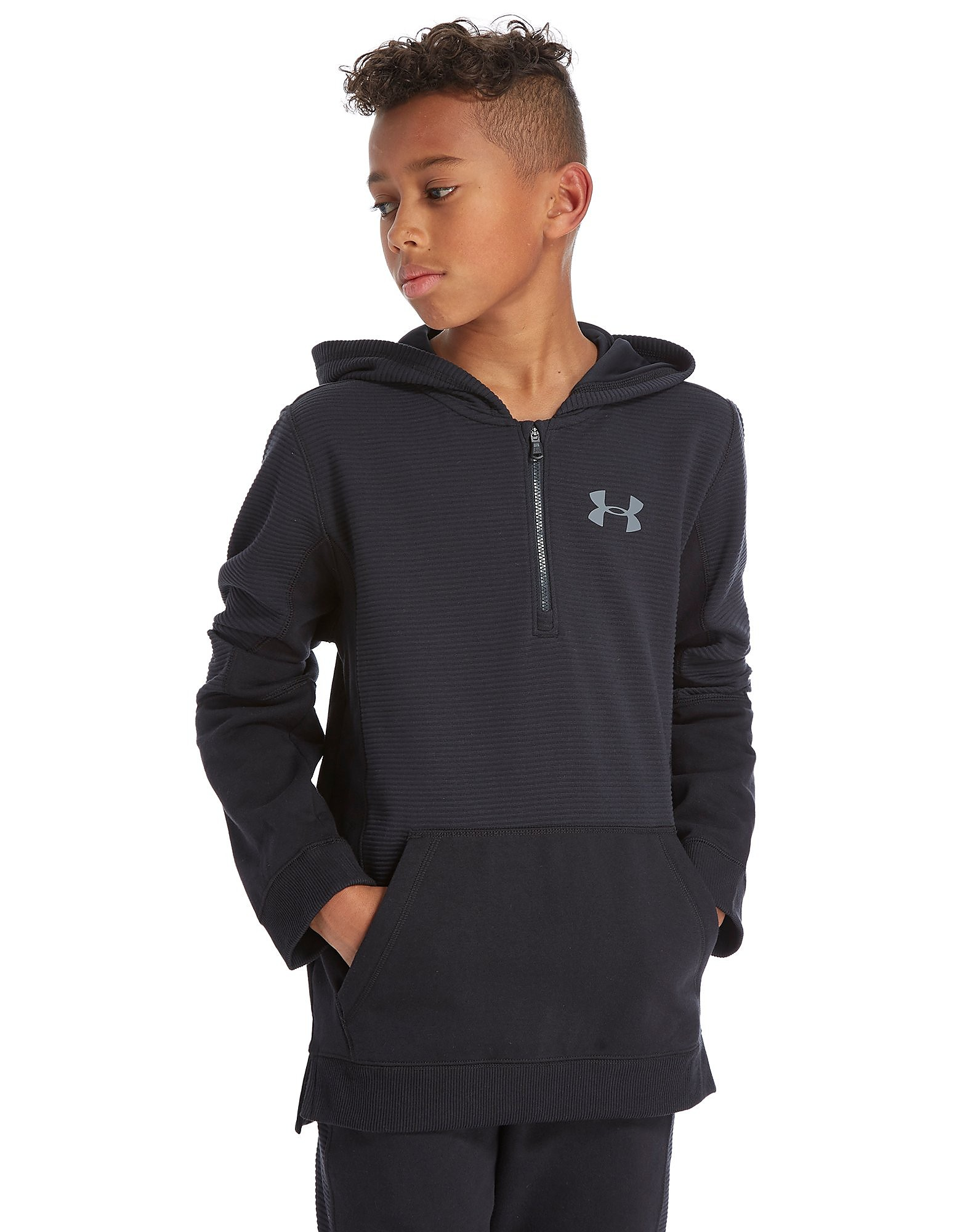 Under Armour Thread Ridge 1/4 Zip Hoodie Junior