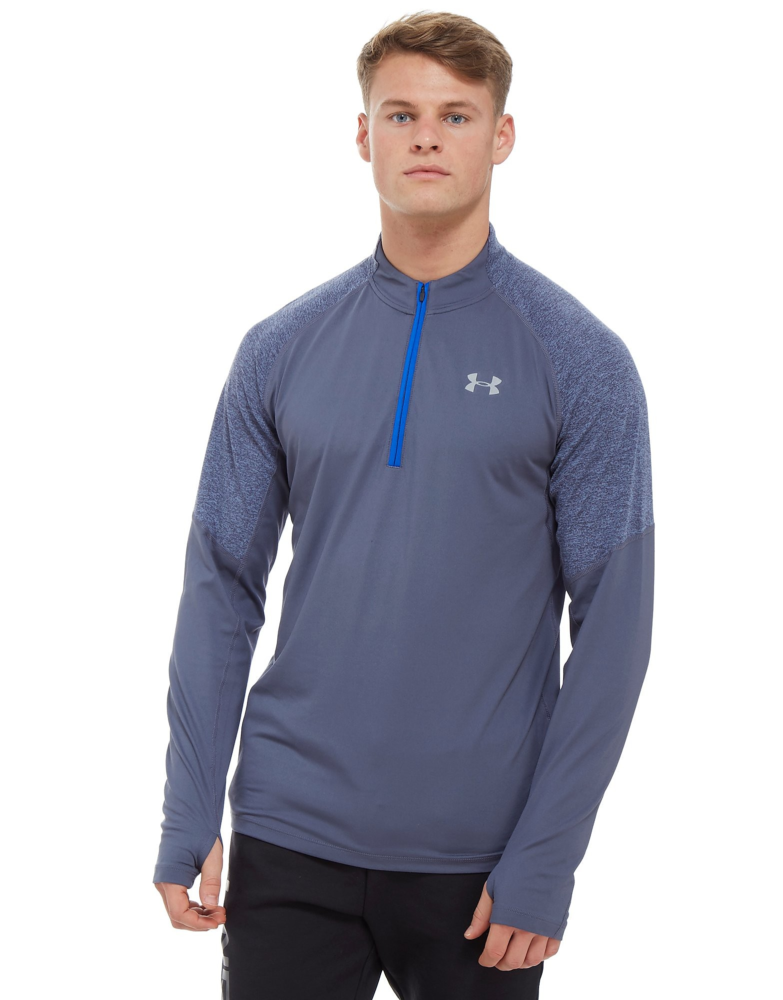 Under Armour Threadborne Streaker Rung Track Top Heren