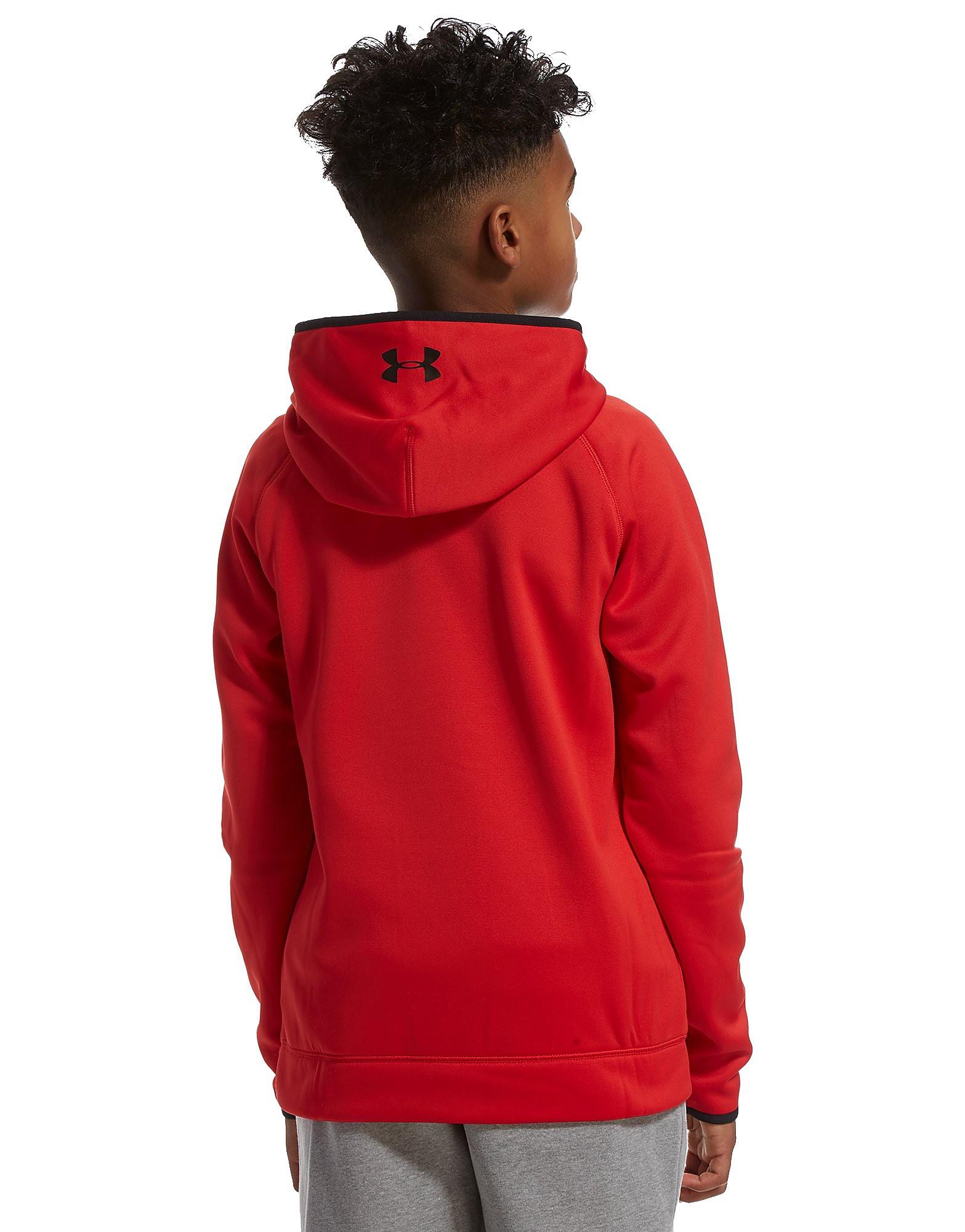Under Armour Fleece Big Logo Hoodie Junior