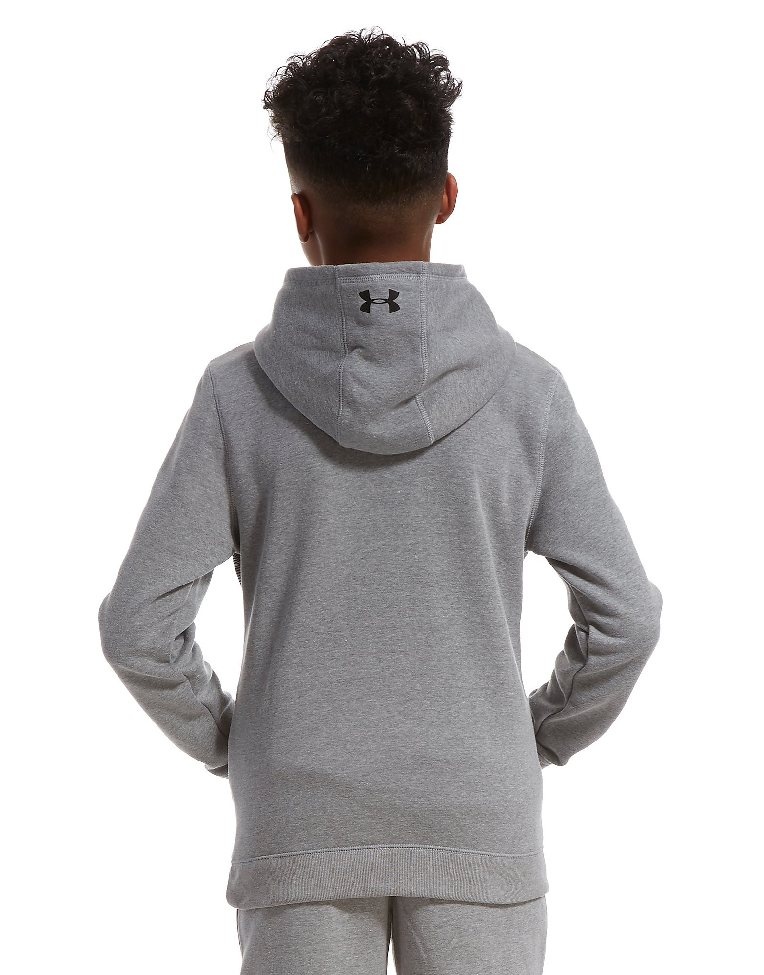 Under Armour sudadera Brushed Graphic júnior