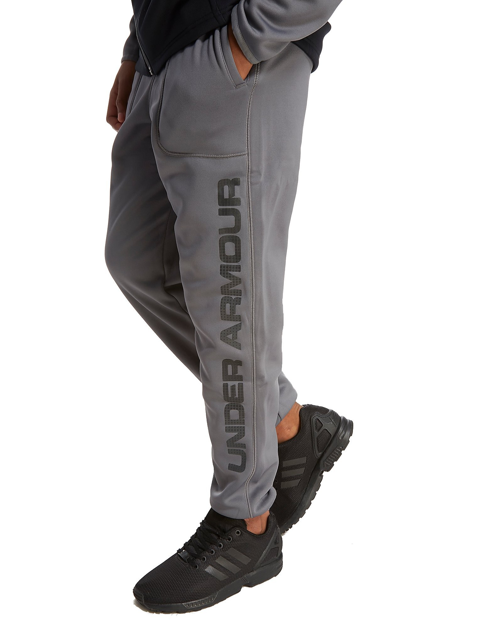 Under Armour Fleece Branded Joggers Junior