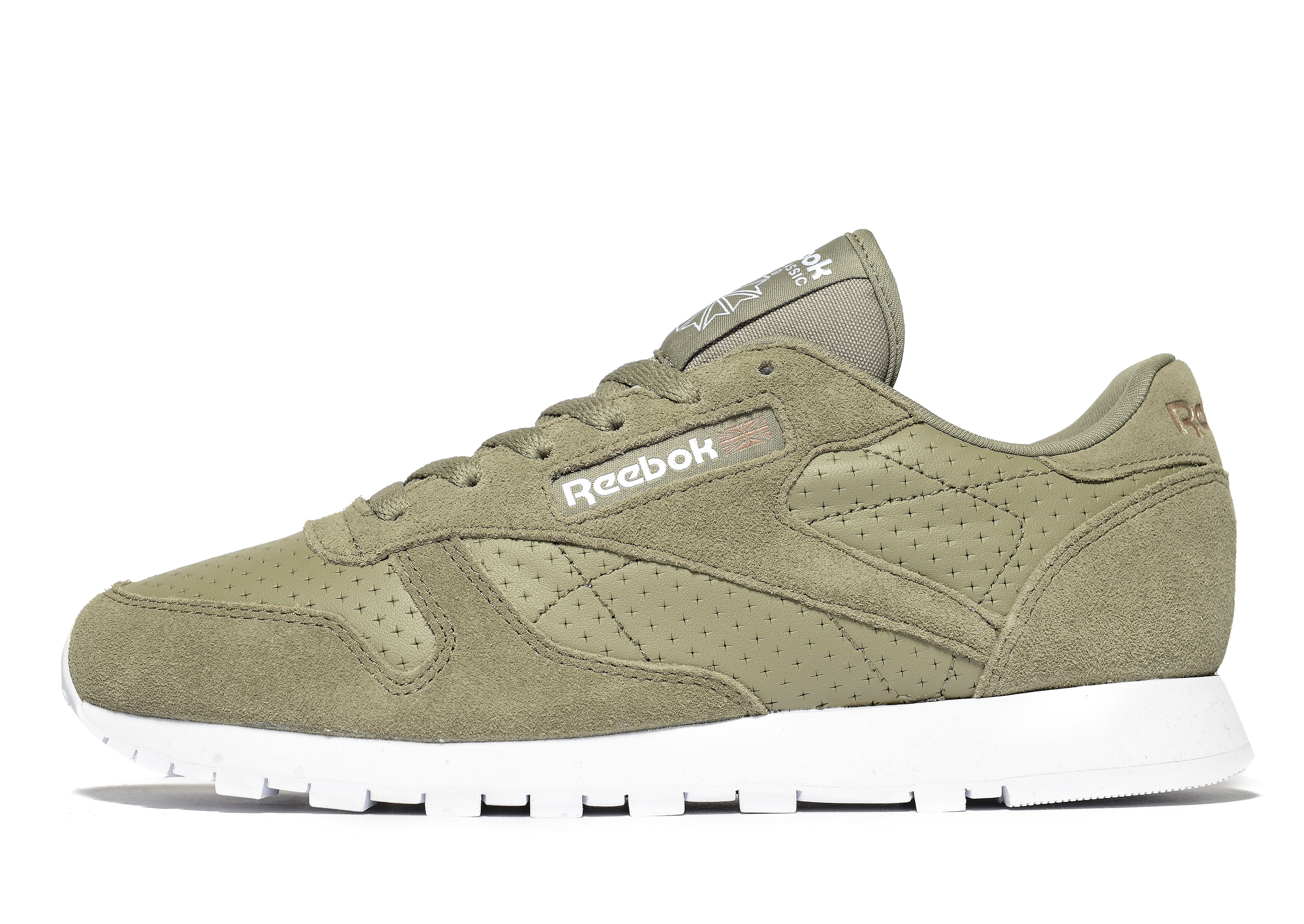 Reebok Classic Leather Perforated Reebok Femme