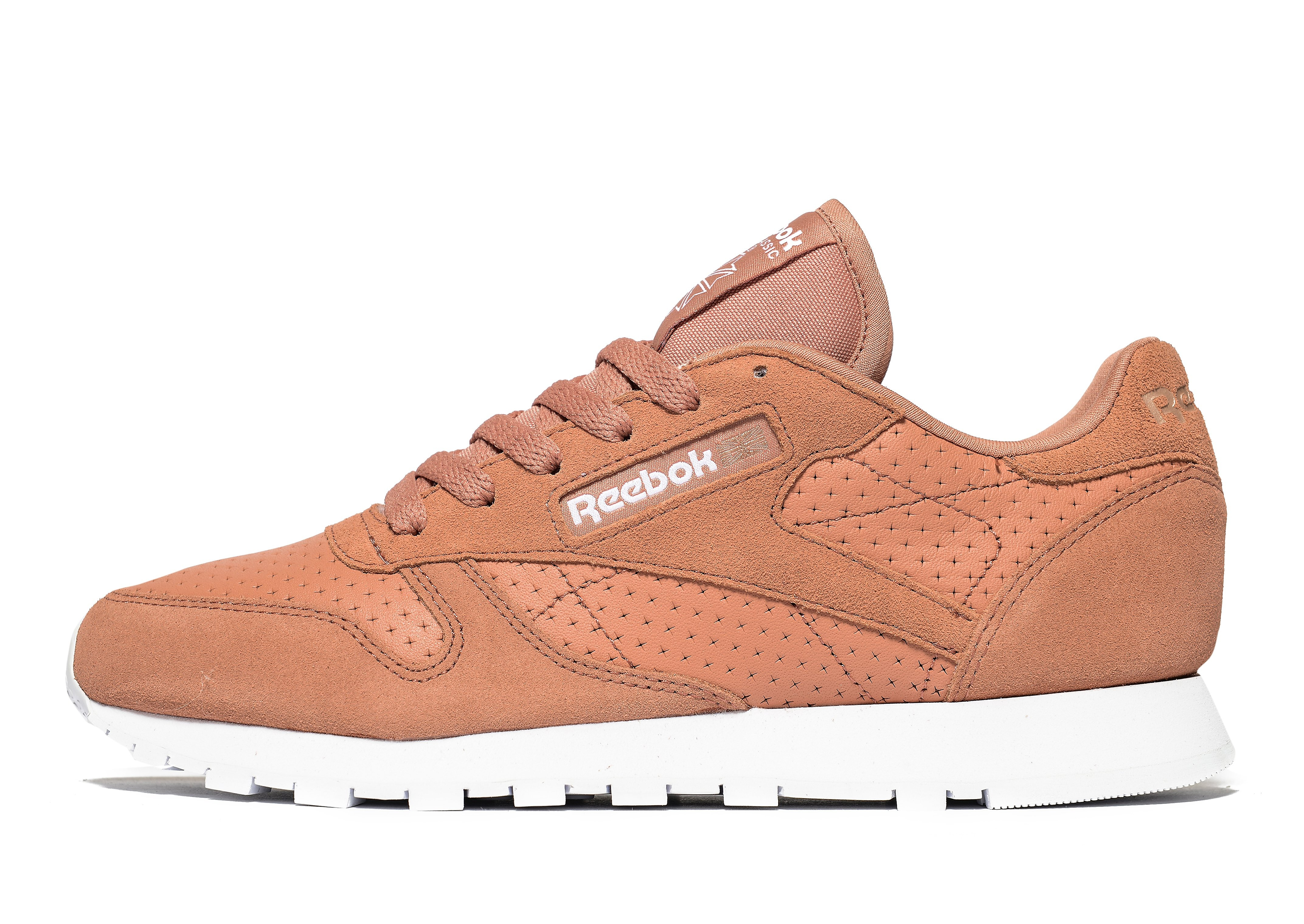 Reebok Classic Leather Perforated Women's
