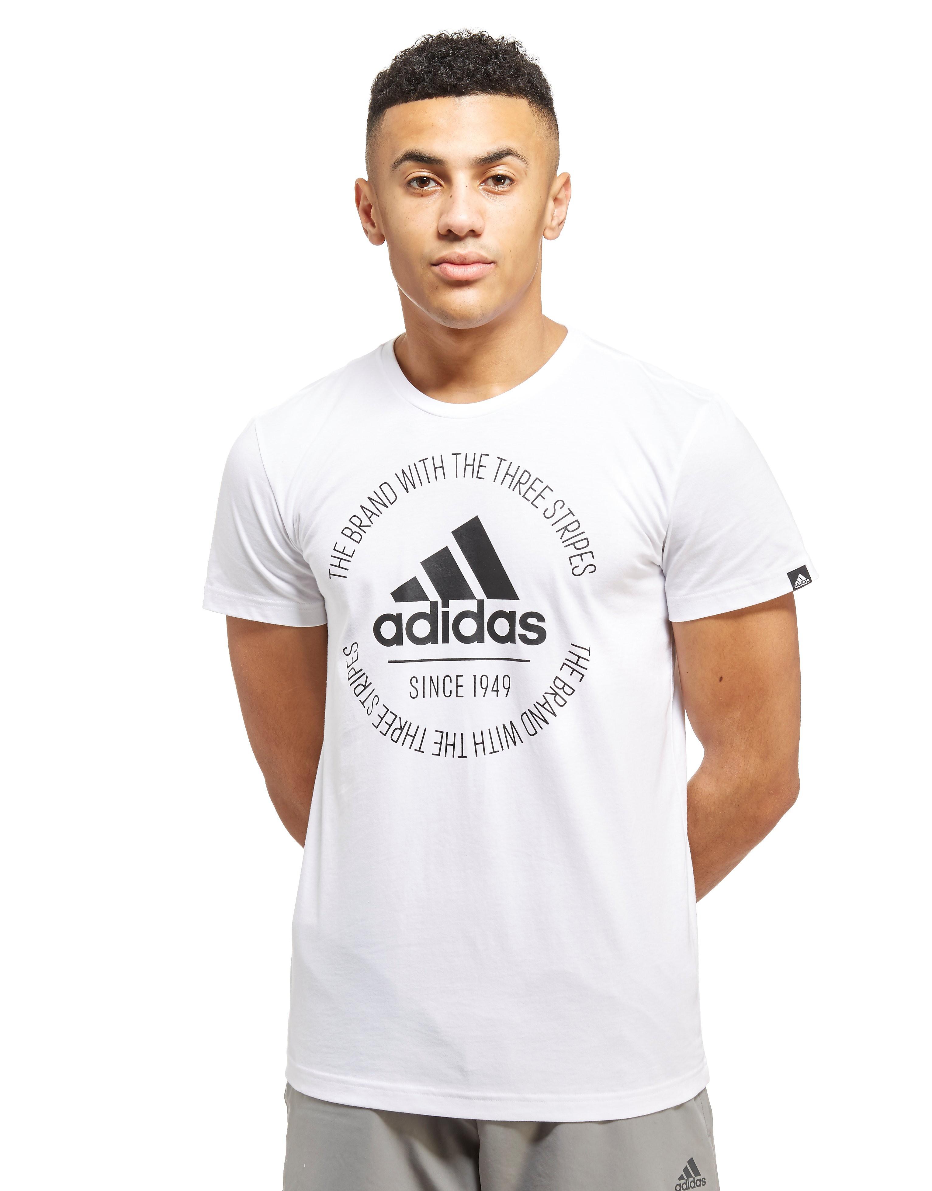 adidas Circle Logo T-Shirt