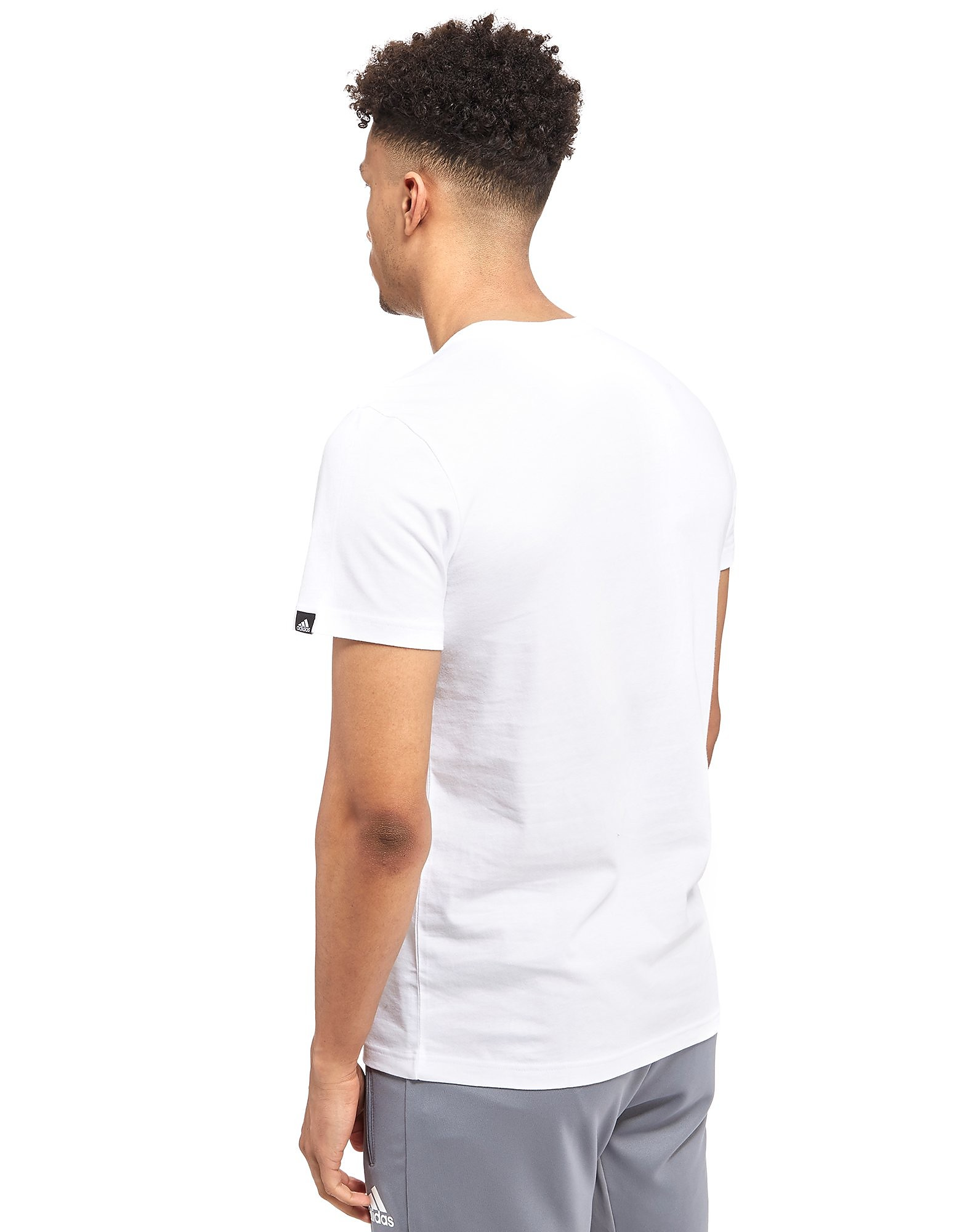 adidas Perforated Box T-Shirt