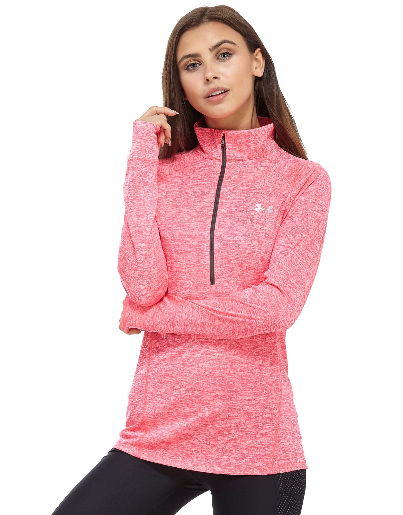 Under Armour Tech Twist Half Zip Top