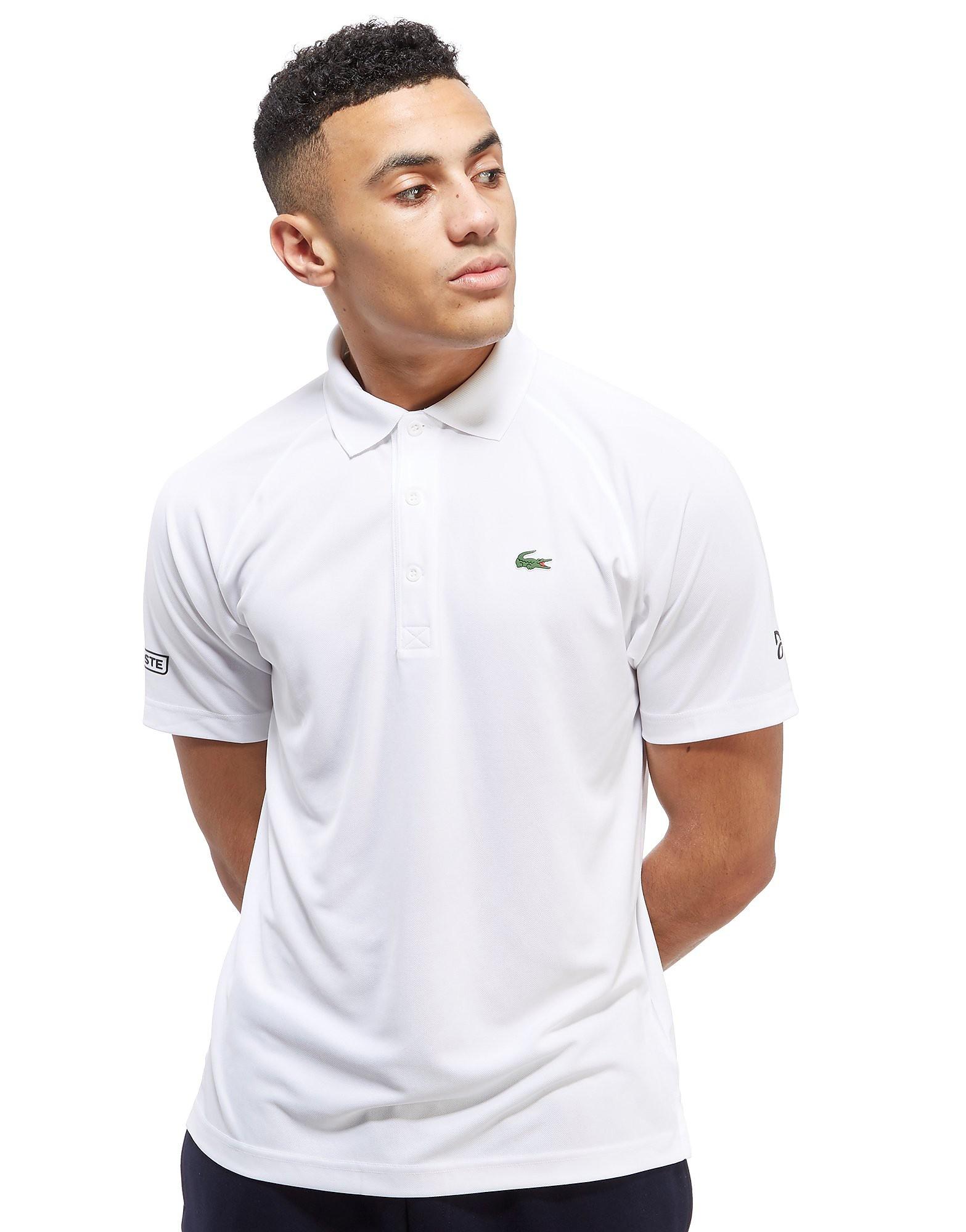 Lacoste Novak Plain Polo Shirt