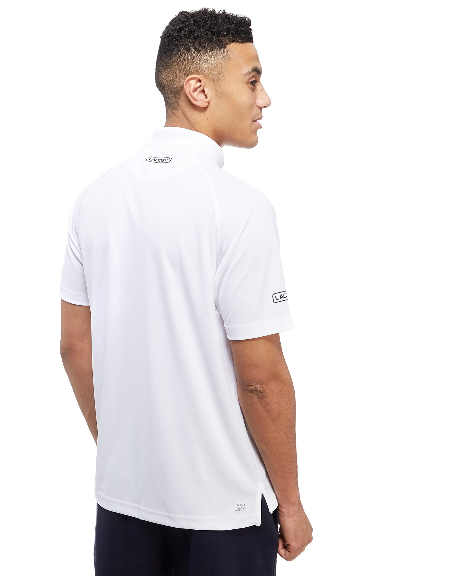Lacoste Novak Plain Polo Shirt