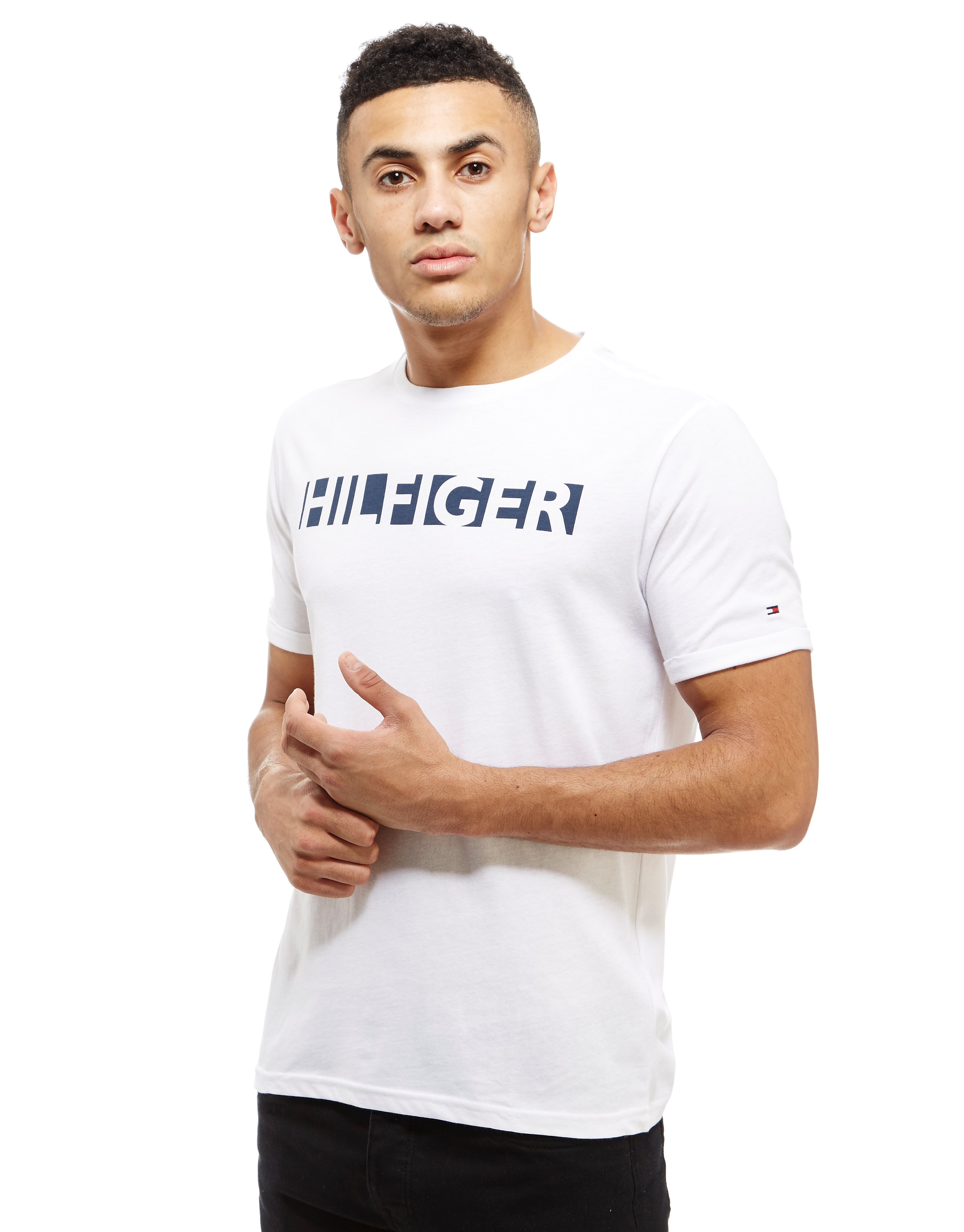 Tommy Hilfiger Box Logo T-Shirt