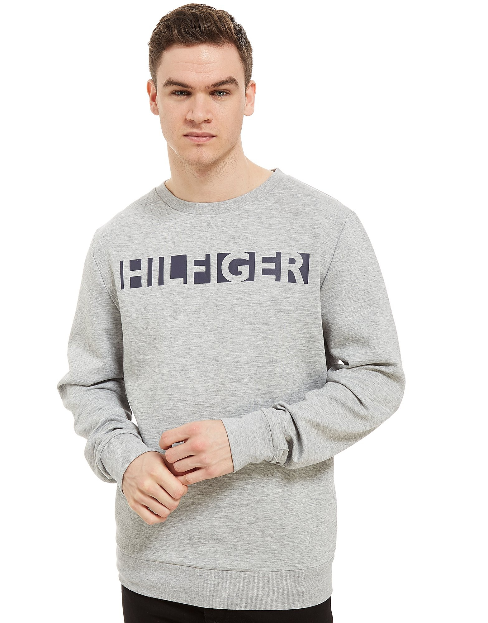 Tommy Hilfiger Central Logo Sweatshirt