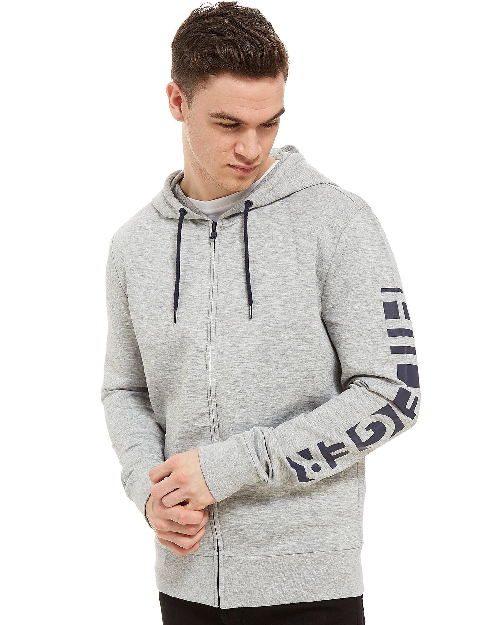 Tommy Hilfiger Side Logo Zip Hoodie