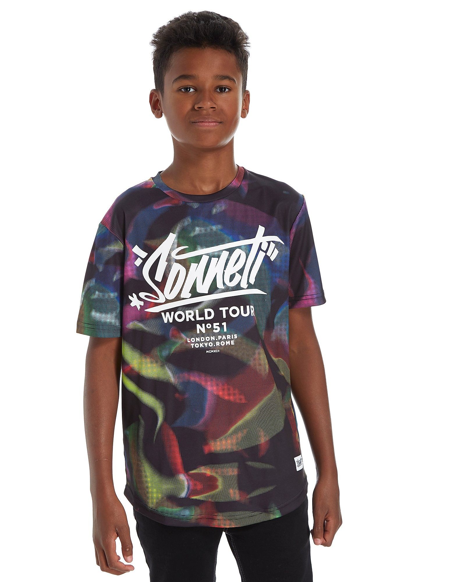Sonneti Liptic T-Shirt Junior