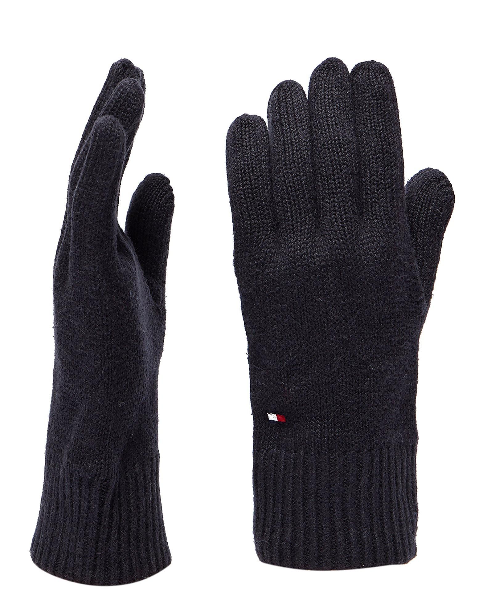 Tommy Hilfiger Mini Flagge Gestrickte Handschuhe