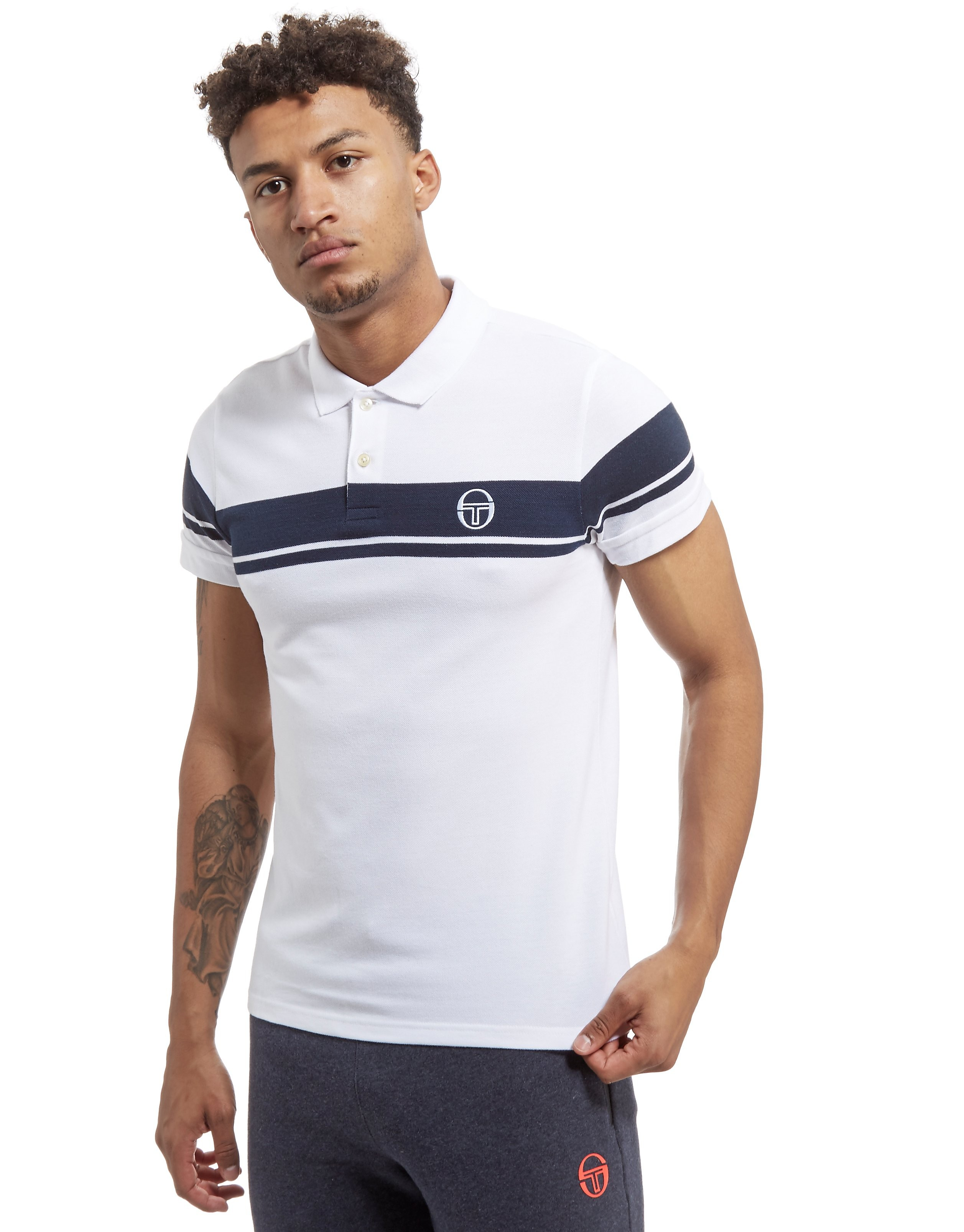 Sergio Tacchini Young Line Polo Shirt