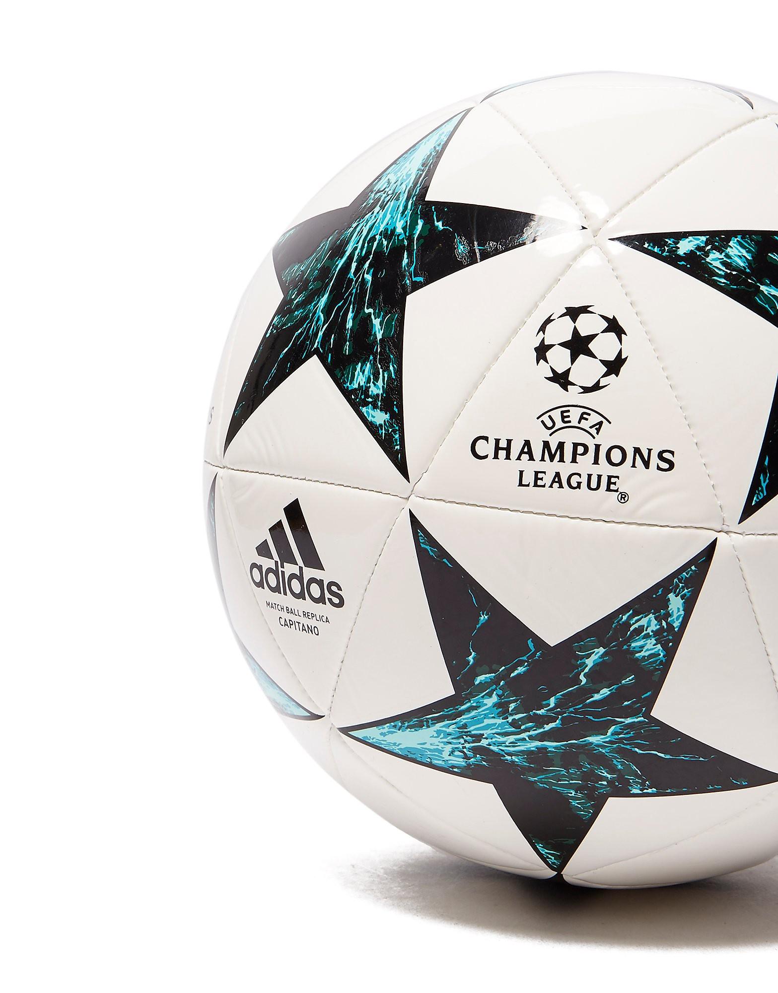 adidas Capitano Champions League Pallone da Calcio