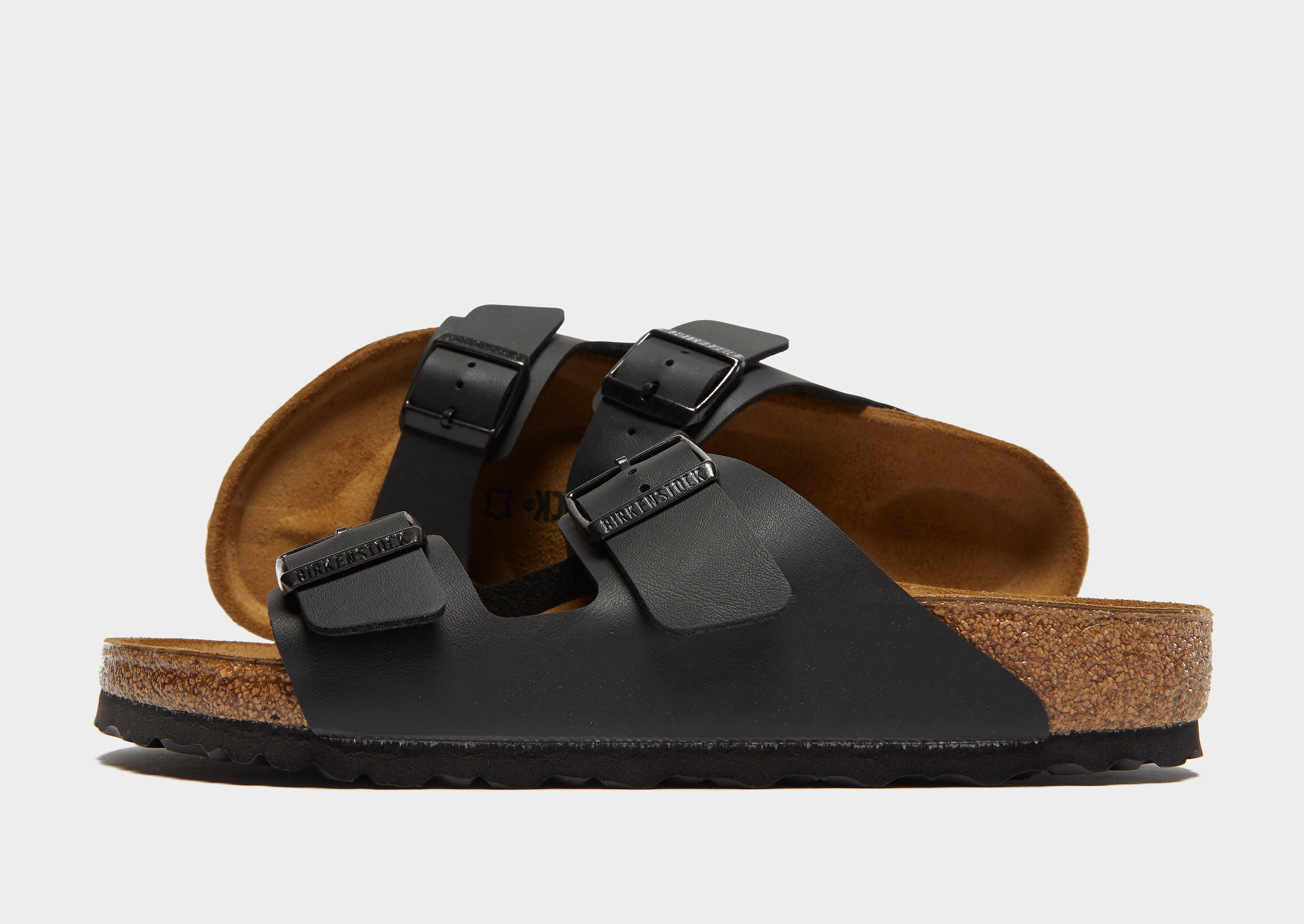 Birkenstock Arizona Sandals - Zwart - Heren