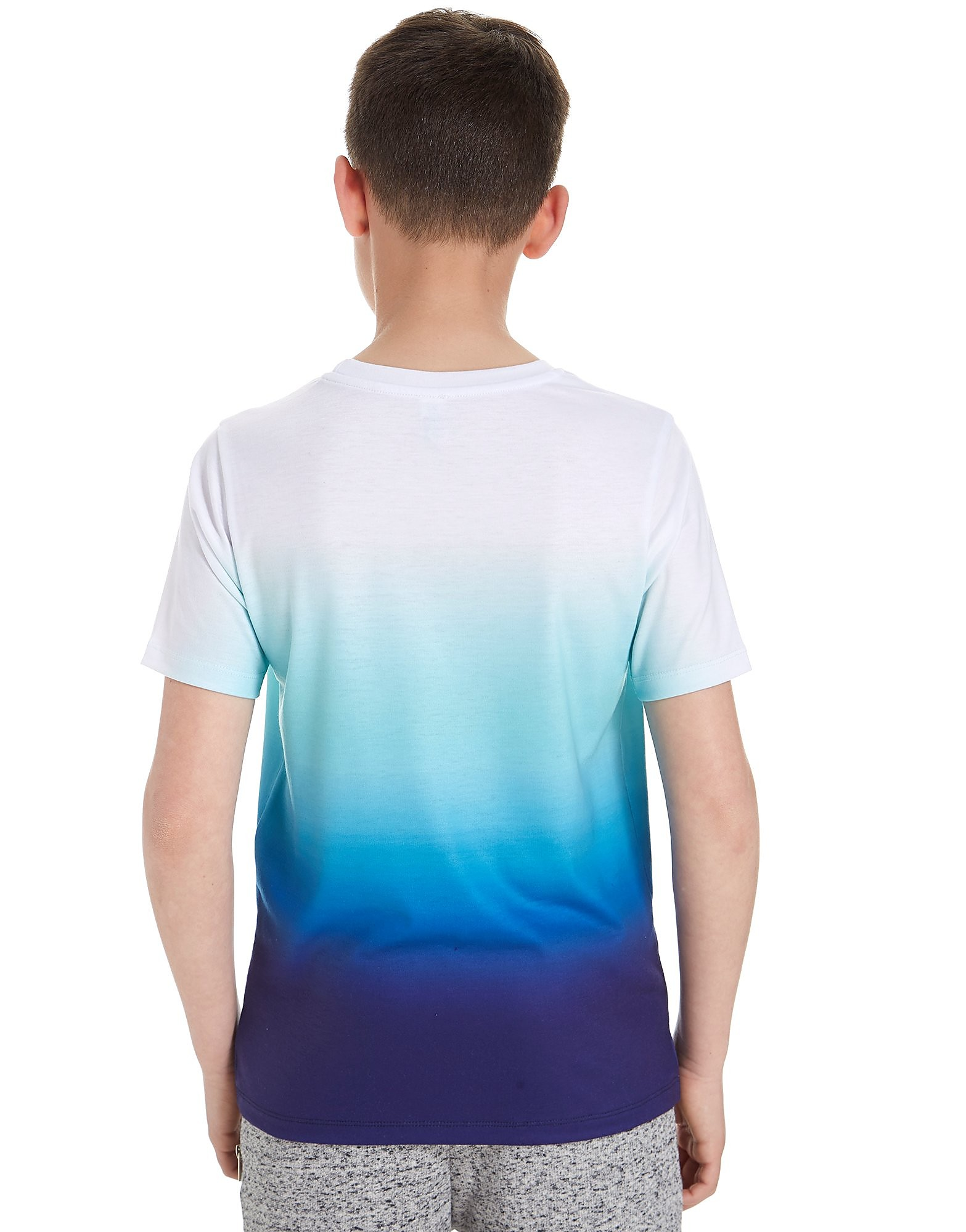 Hype Camiseta con degradado de color júnior