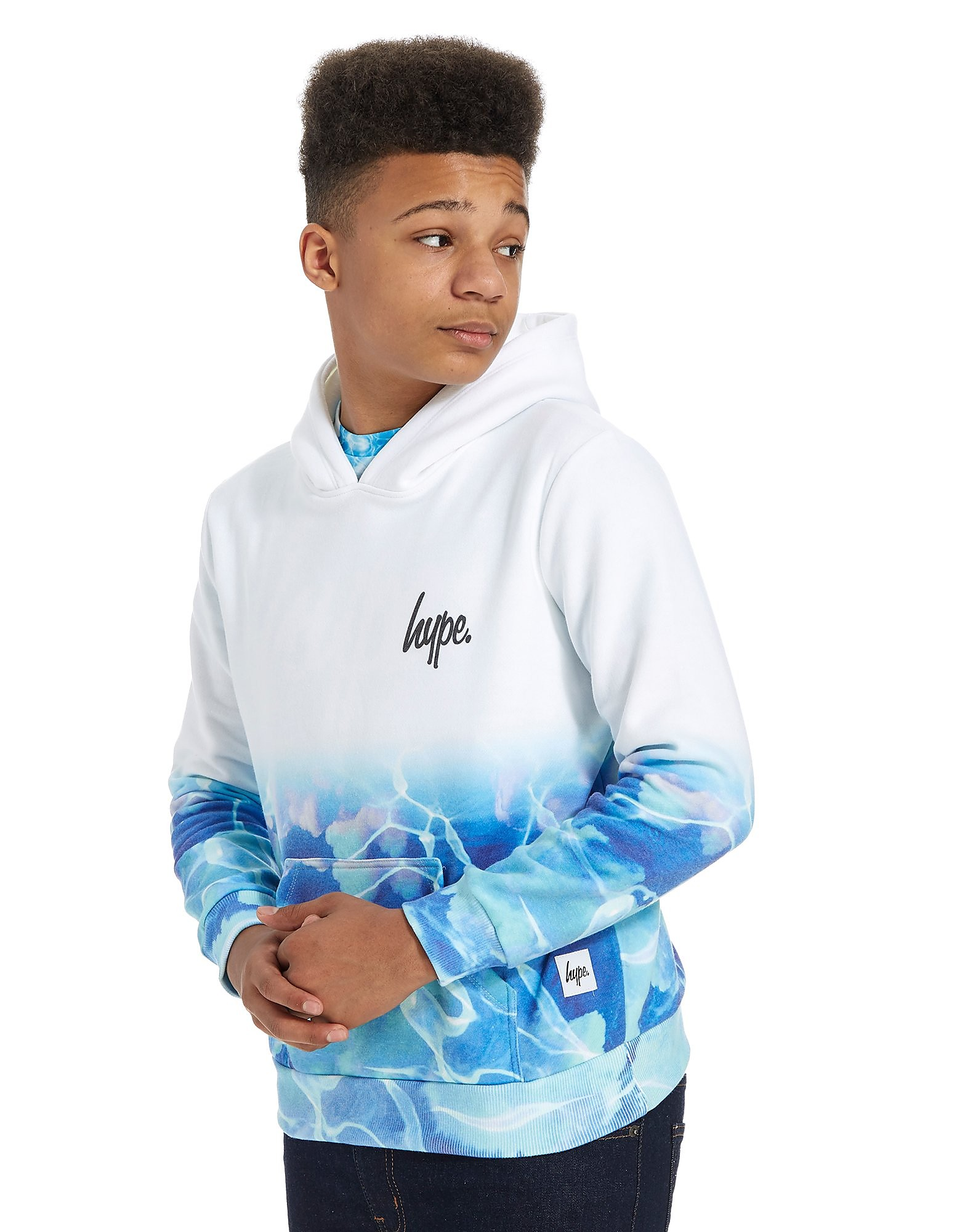 Hype Pool Cloud Hoody Junior