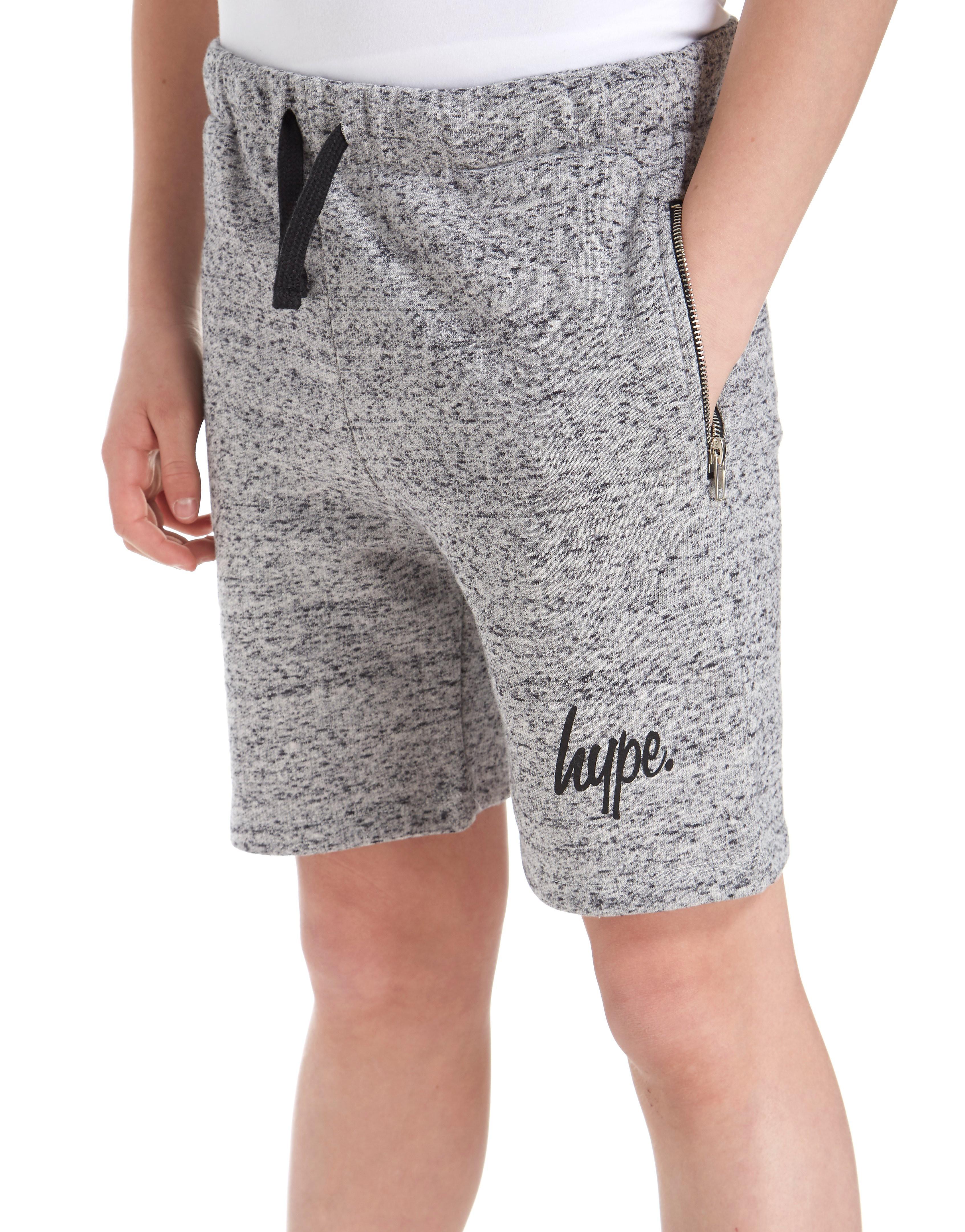 Hype Zip Pocket Shorts Junior