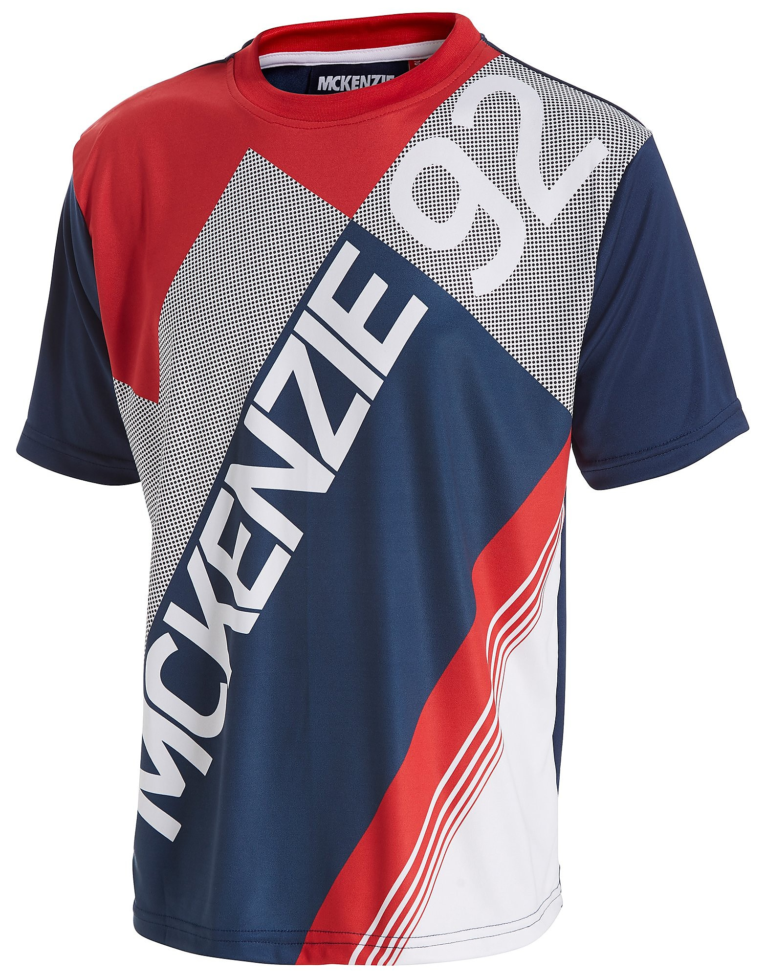 McKenzie camiseta Harrold júnior
