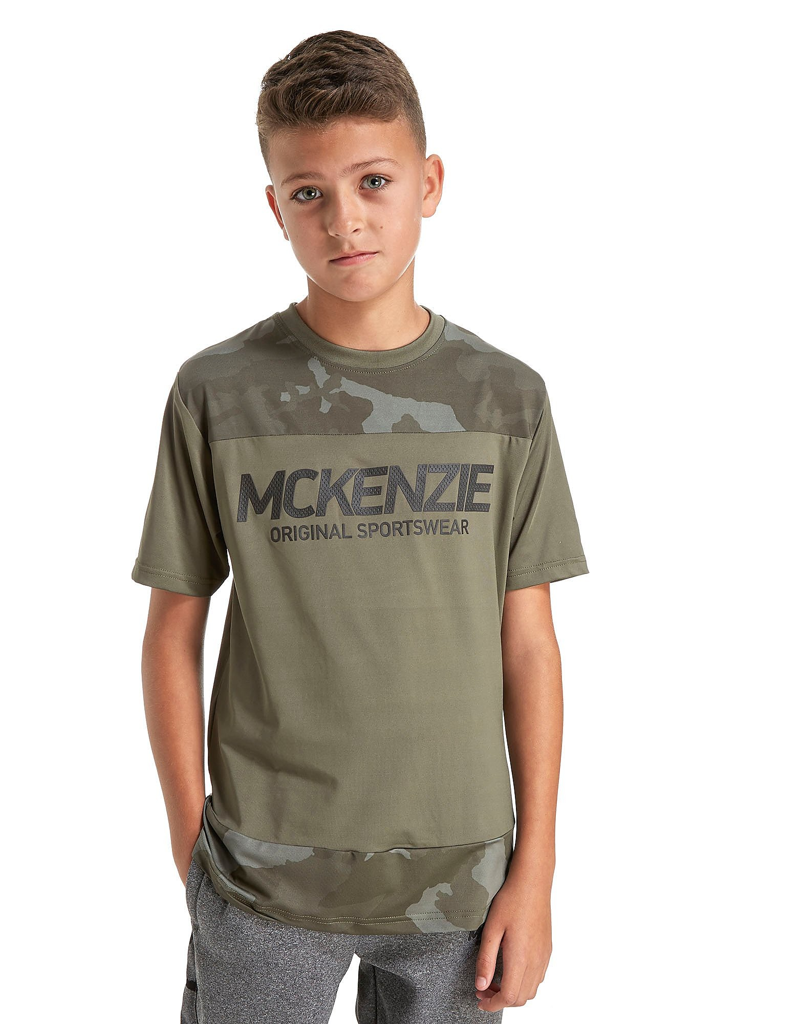 McKenzie Camouflage T-Shirt Junior