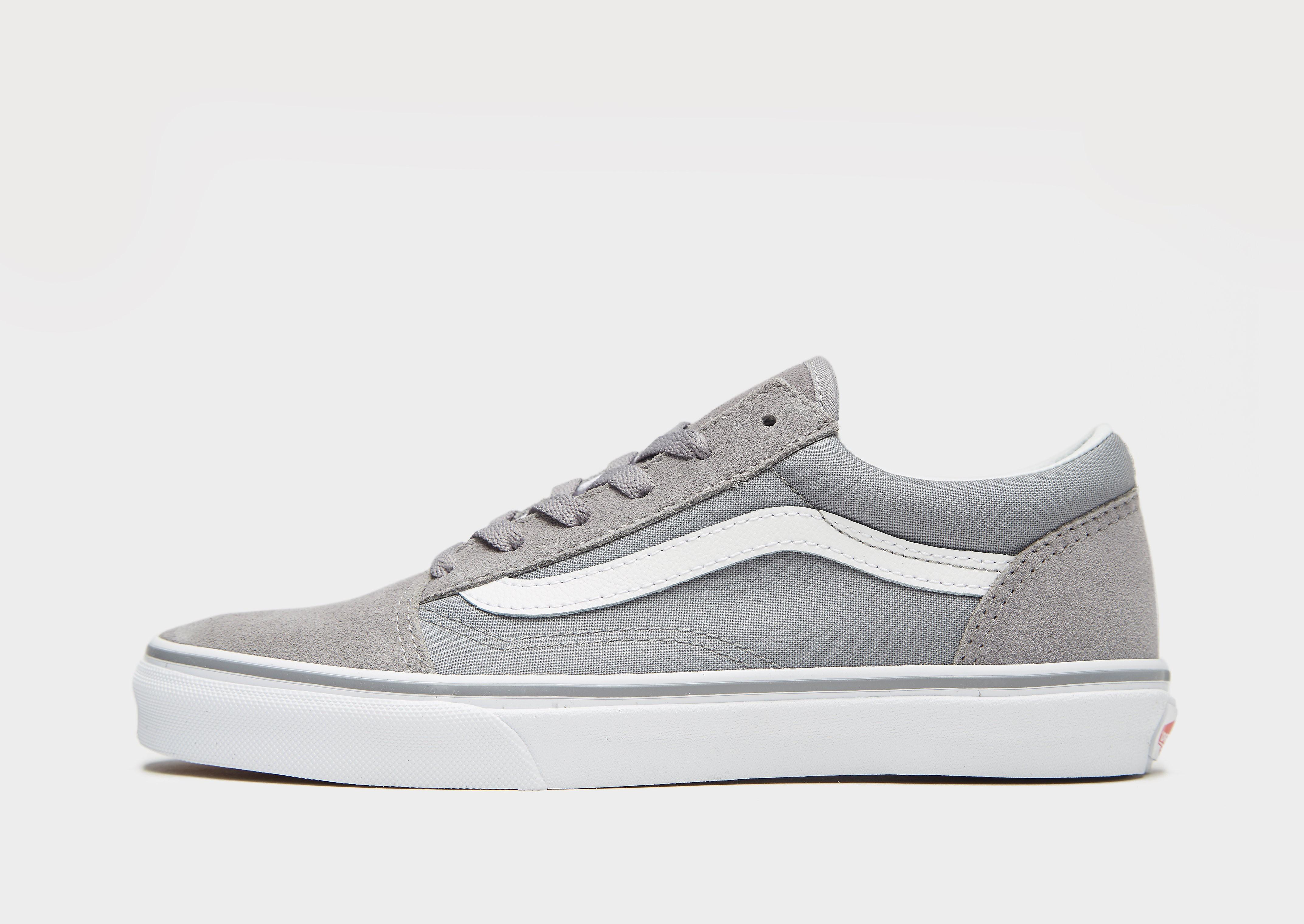 Vans Old Skool kindersneaker grijs