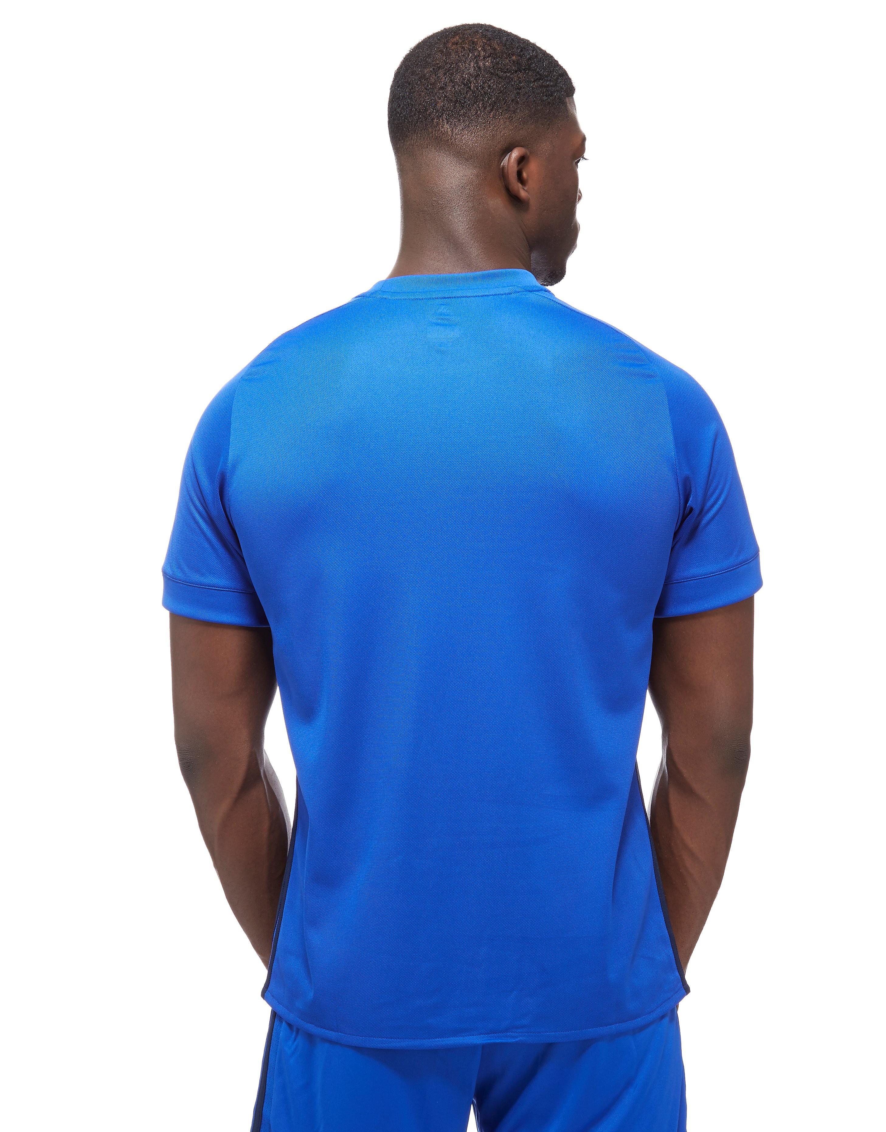 adidas Cardiff City 2017/18 Home Shirt